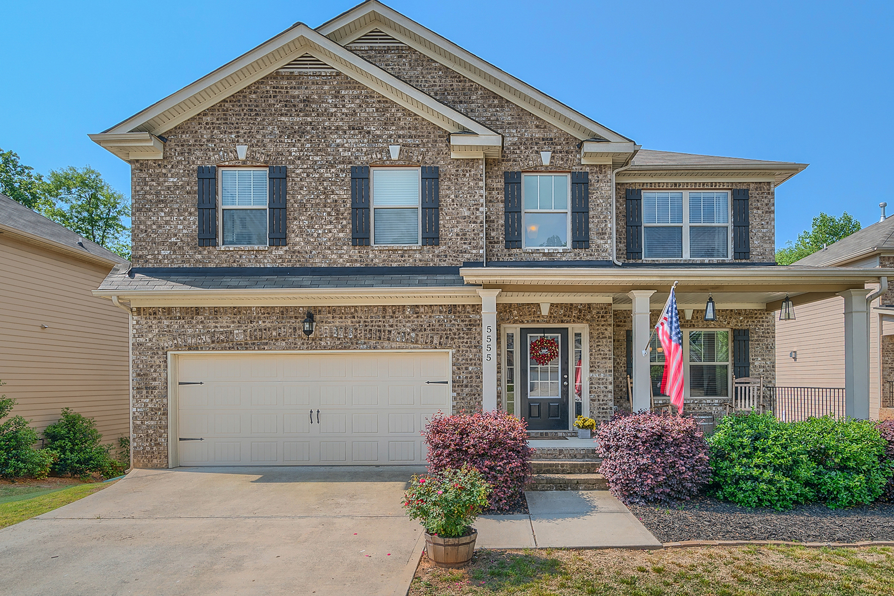 Single Family Home for Sale at Cumming Charmer 5555 Orchard Hill Terr Cumming, Georgia 30028 United States