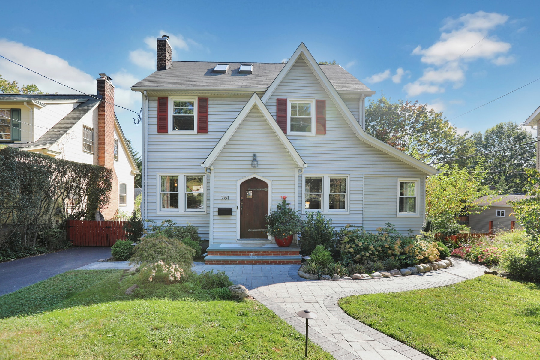 Single Family Homes for Active at Renovated Colonial! 281 Grove St. Montclair, New Jersey 07042 United States