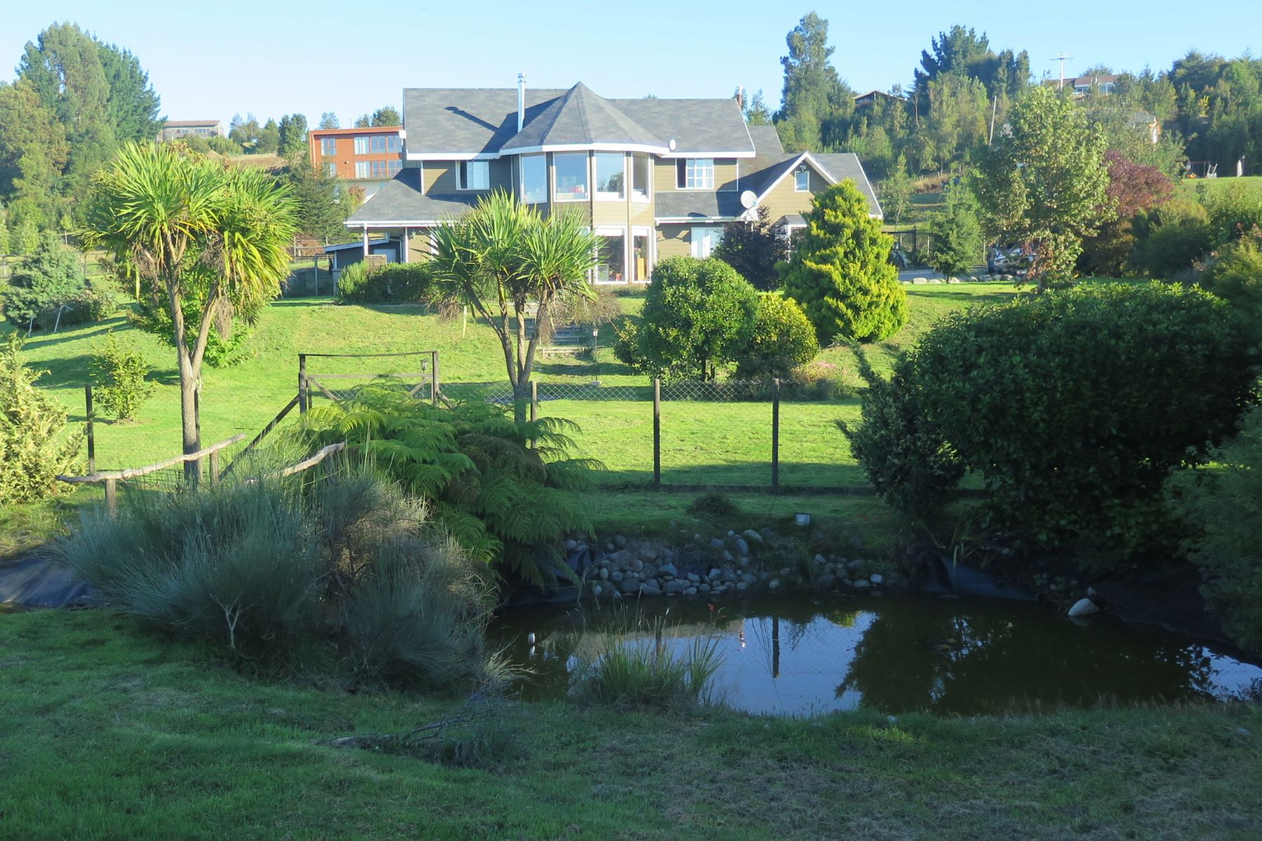 Single Family Home for Sale at Stunning Volcano and Lake View Home Puerto Varas, Puerto Montt, Los Lagos Chile