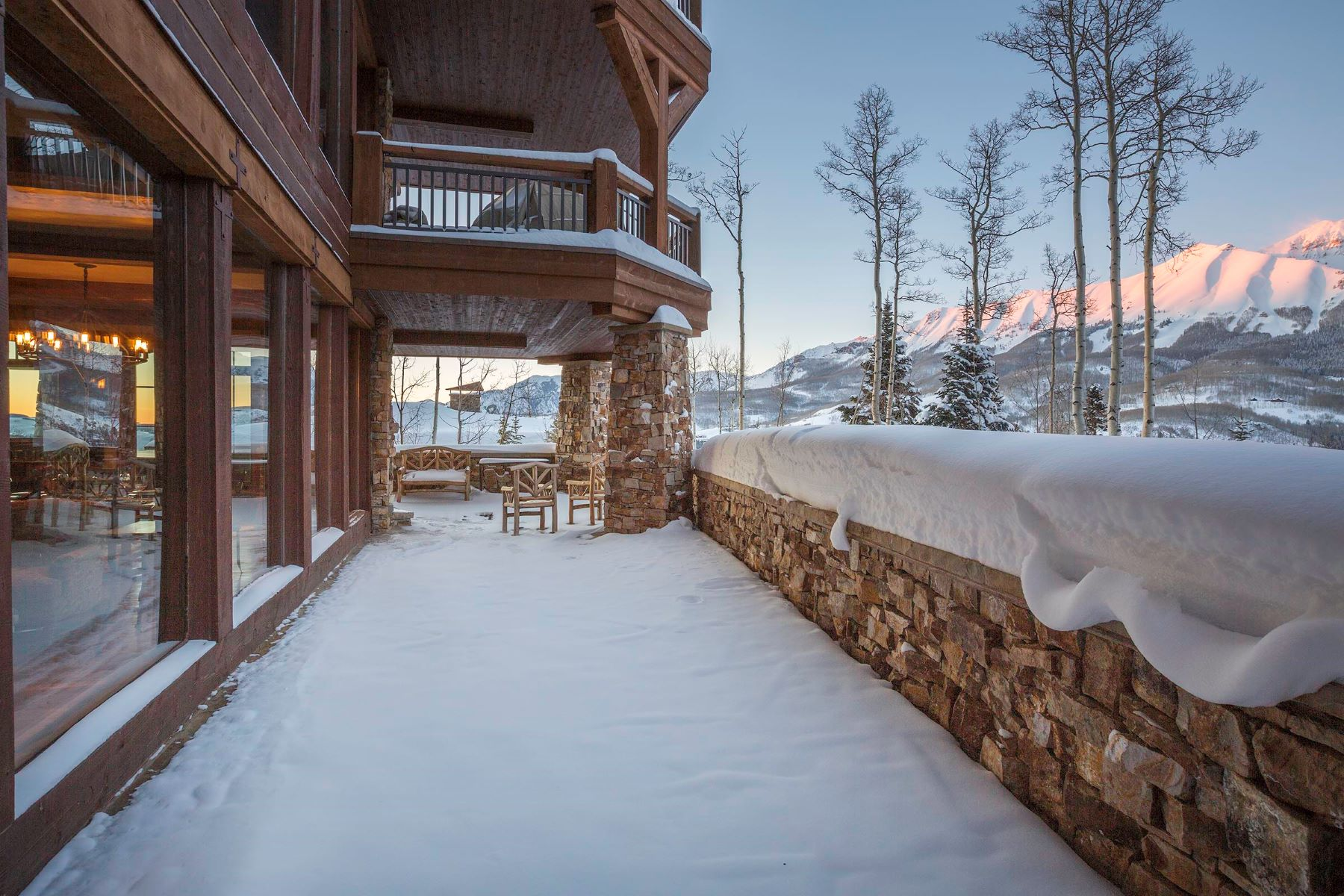 Additional photo for property listing at See Forever B101 145 Sunny Ridge Place, Unit B101 Mountain Village, Colorado 81435 United States