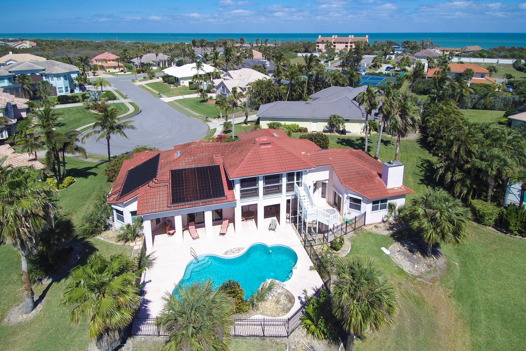 Single Family Home for Sale at 4845 Terrapin Court Melbourne Beach, Florida, 32951 United States