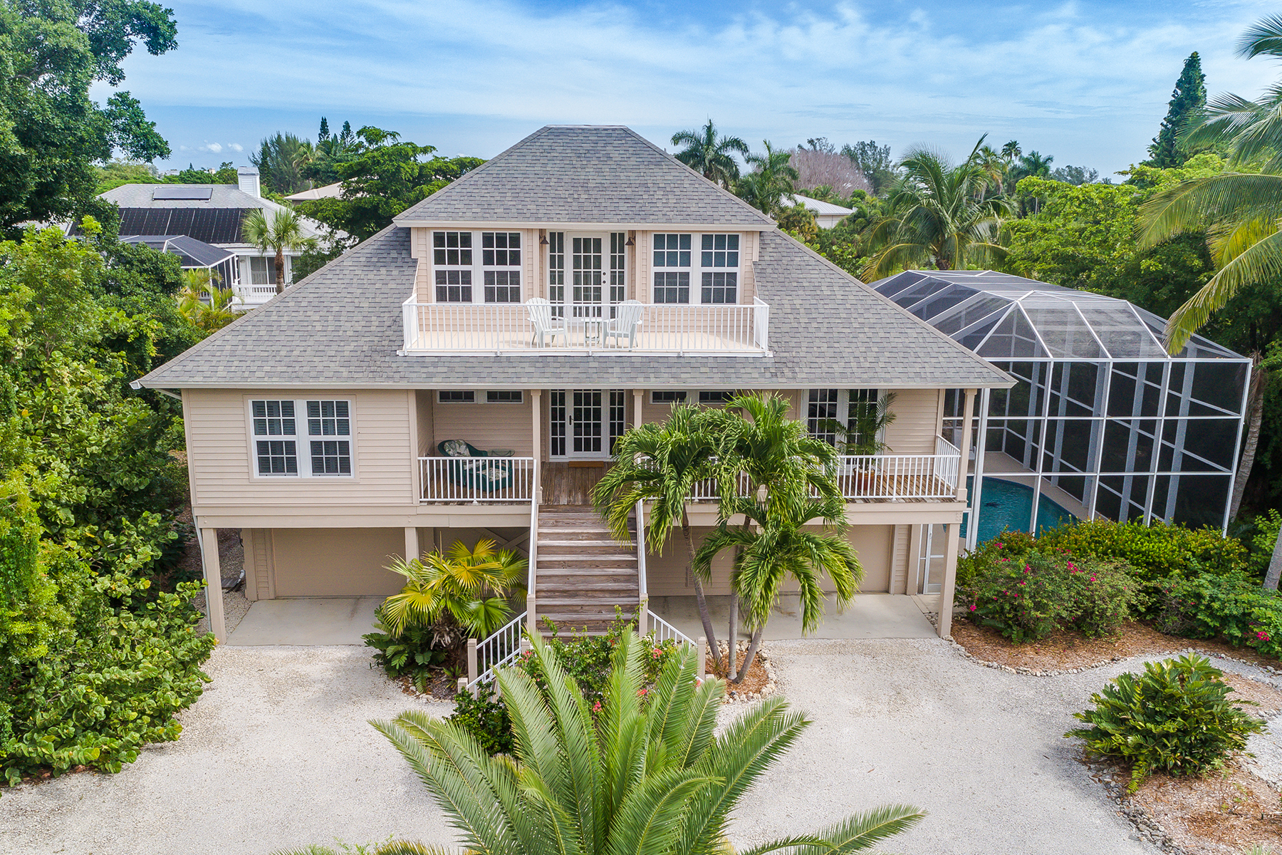 single family homes for Active at SANIBEL 3386 W Gulf Dr Sanibel, Florida 33957 United States