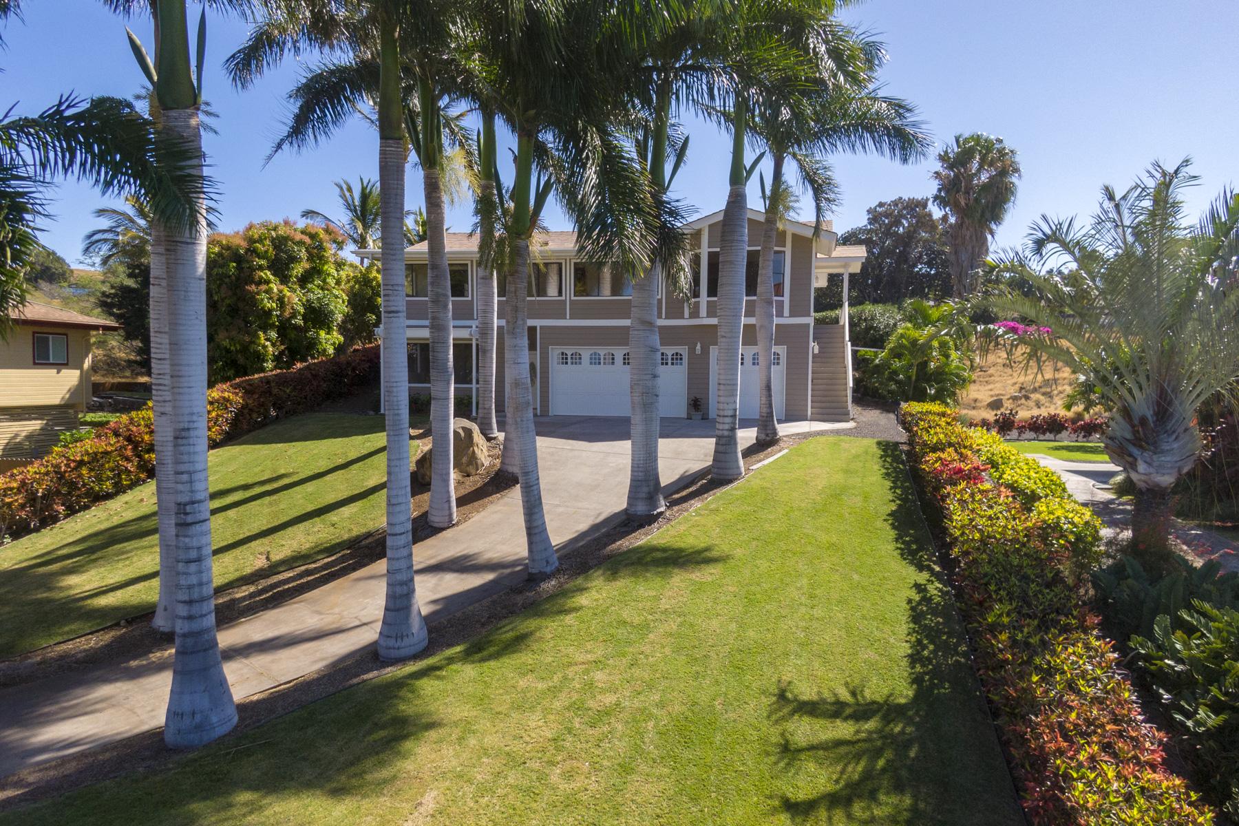 Single Family Homes 용 매매 에 Waikoloa Village 68-1854 Linapoepoe St, Waikoloa, 하와이 96734 미국