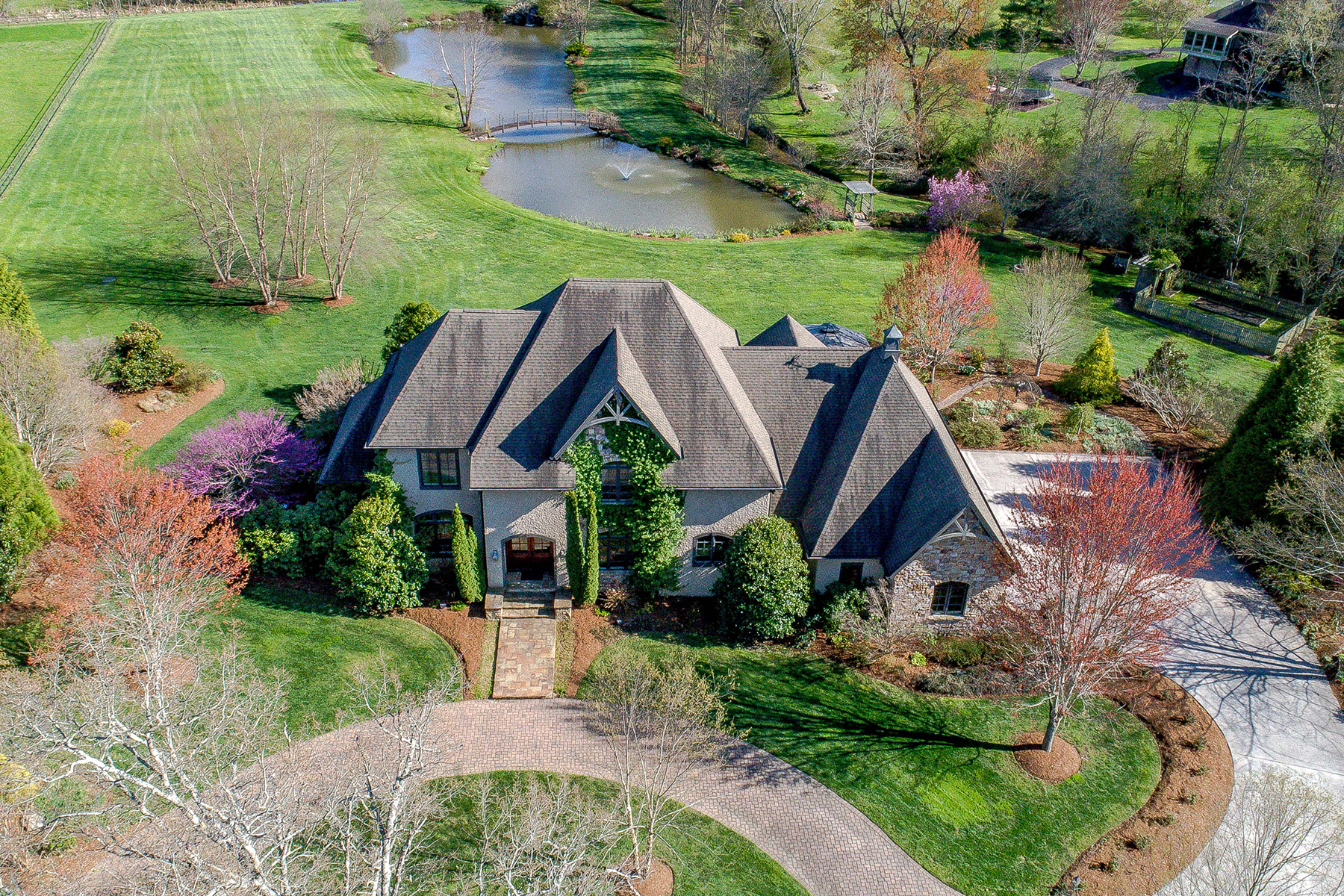 Single Family Home for Active at FAIRVIEW 415 Brush Creek Road Fairview, North Carolina 28730 United States