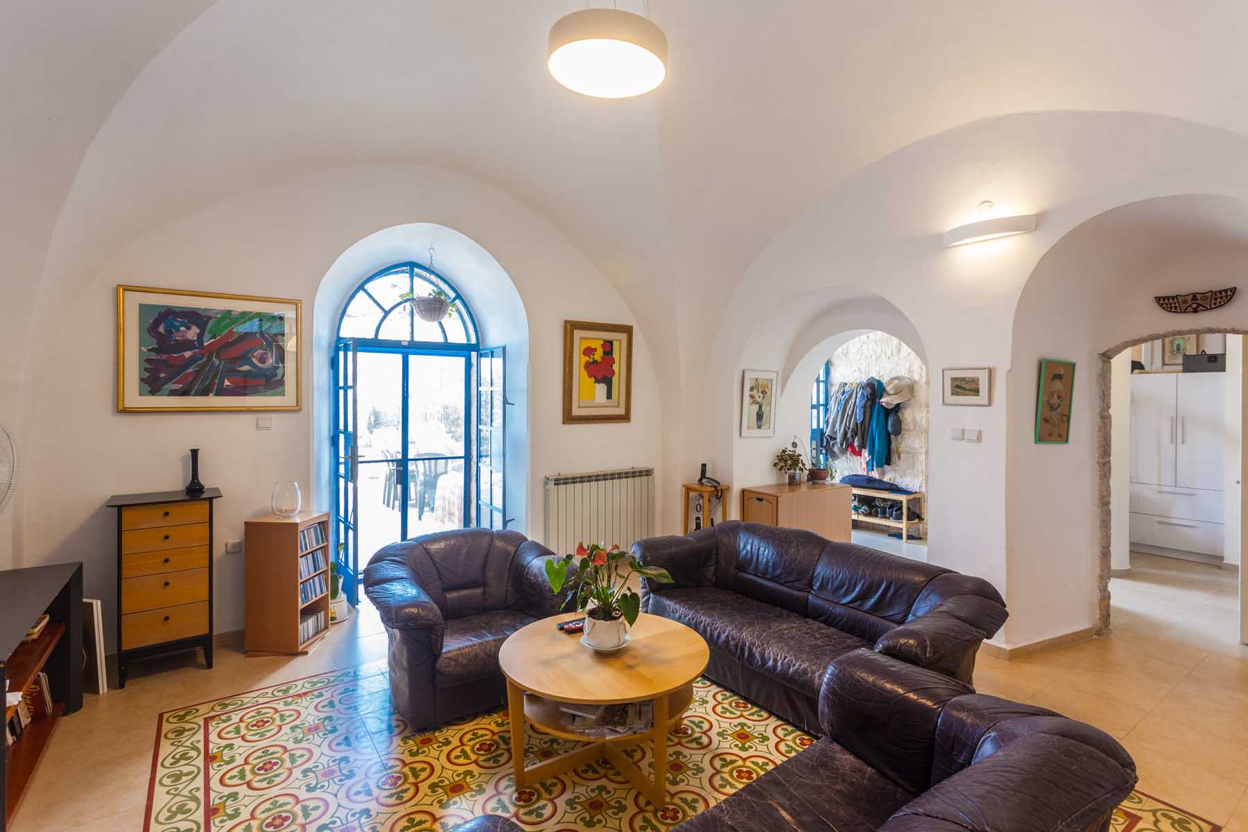 Single Family Home for Sale at Extraordinary Villa in Historic Ein Karem Village Jerusalem, Israel