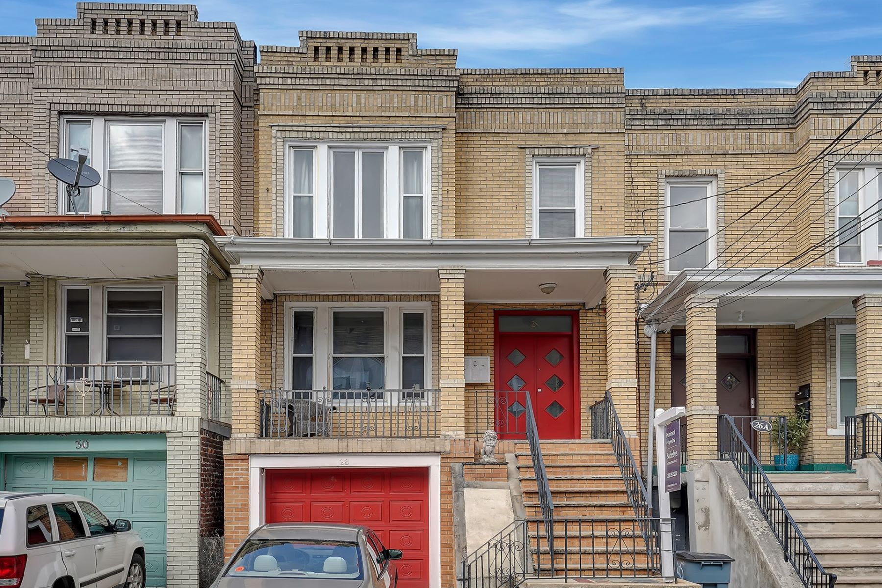 Multi-Family Homes for Sale at Charming 2 Family home located steps away from the most desirable street 28 64th Street West New York, New Jersey 07093 United States