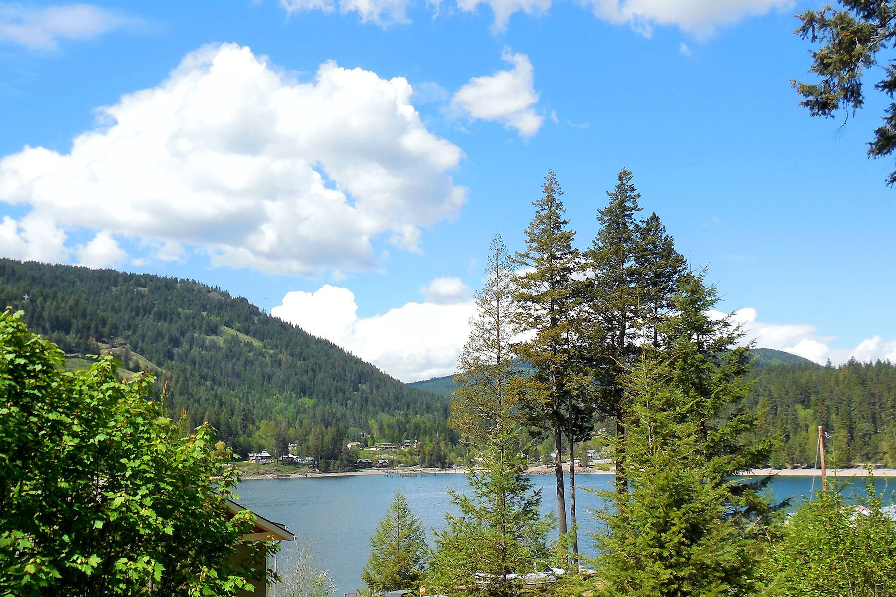 Land for Sale at Garfield Bay Paradise Lot 8 Hoffman Ave, Sagle, Idaho, 83860 United States