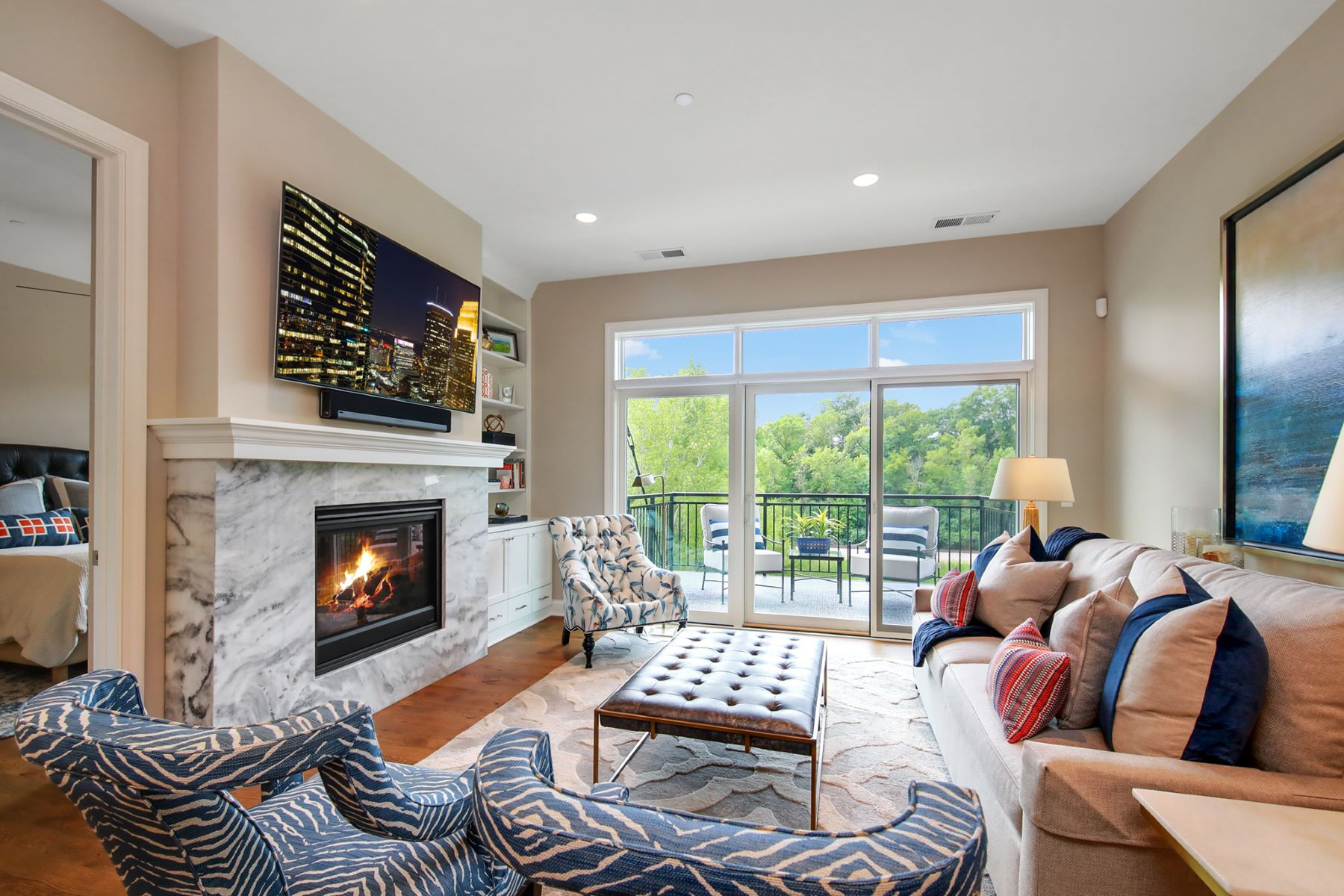 Condominiums for Sale at Beautiful South Facing Luxury Condo in the Heart of Wayzata 935 Lake Street E #204 Wayzata, Minnesota 55391 United States