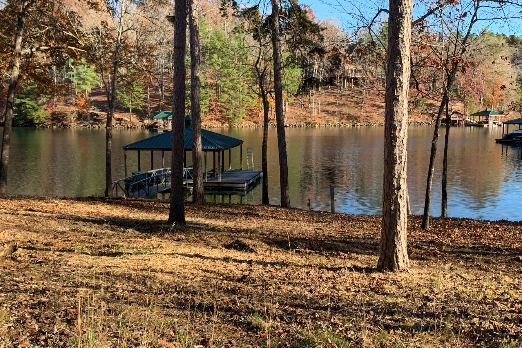 Land for Active at Flat Waterfront Lot CKS 1-78 Six Mile, South Carolina 29682 United States