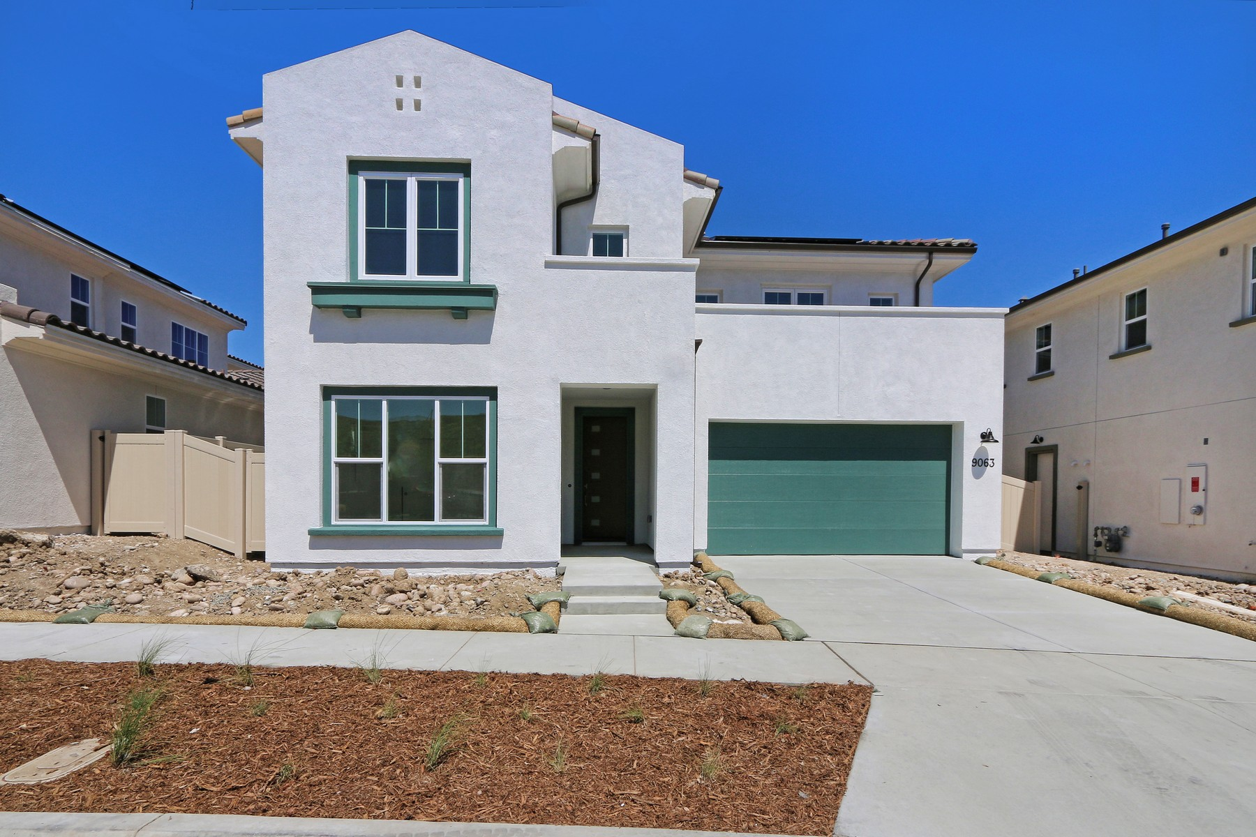 Single Family Homes for Active at New Home Construction in Santee! 9063 Trailmark Way Lot 245 Santee, California 92071 United States