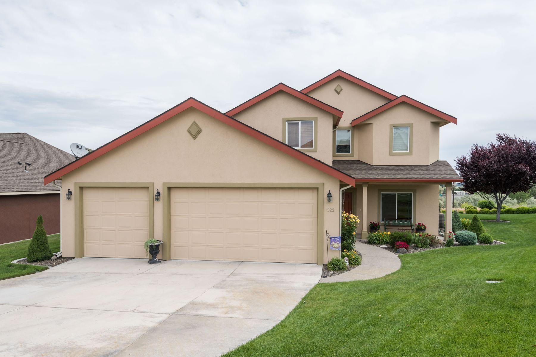 Частный односемейный дом для того Продажа на View! 522 Charbonneau Richland, Вашингтон, 99352 Соединенные Штаты