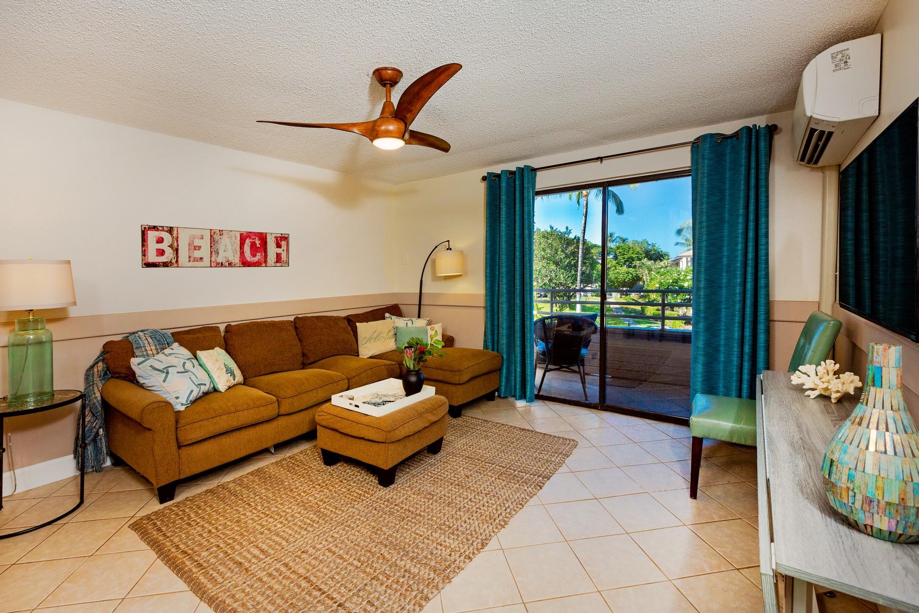 Apartments 為 出售 在 Great Value Corner Unit in Kihei Shores!! 2747 S Kihei Rd, Kihei Shores G-201, Kihei, 夏威夷 96753 美國