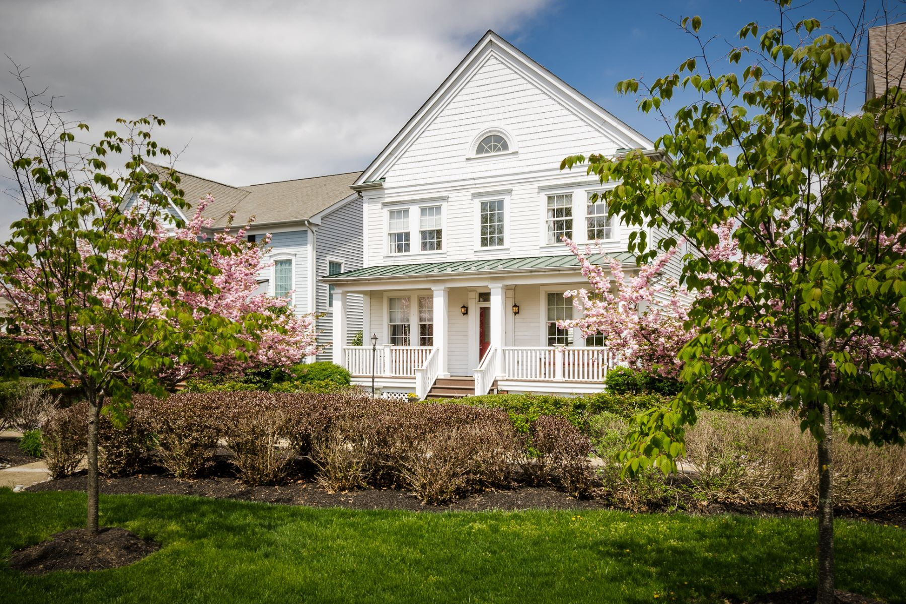 Single Family Home for Sale at Carriage VI Model in Washington Town Center 1251 Park Street Robbinsville, New Jersey 08691 United States