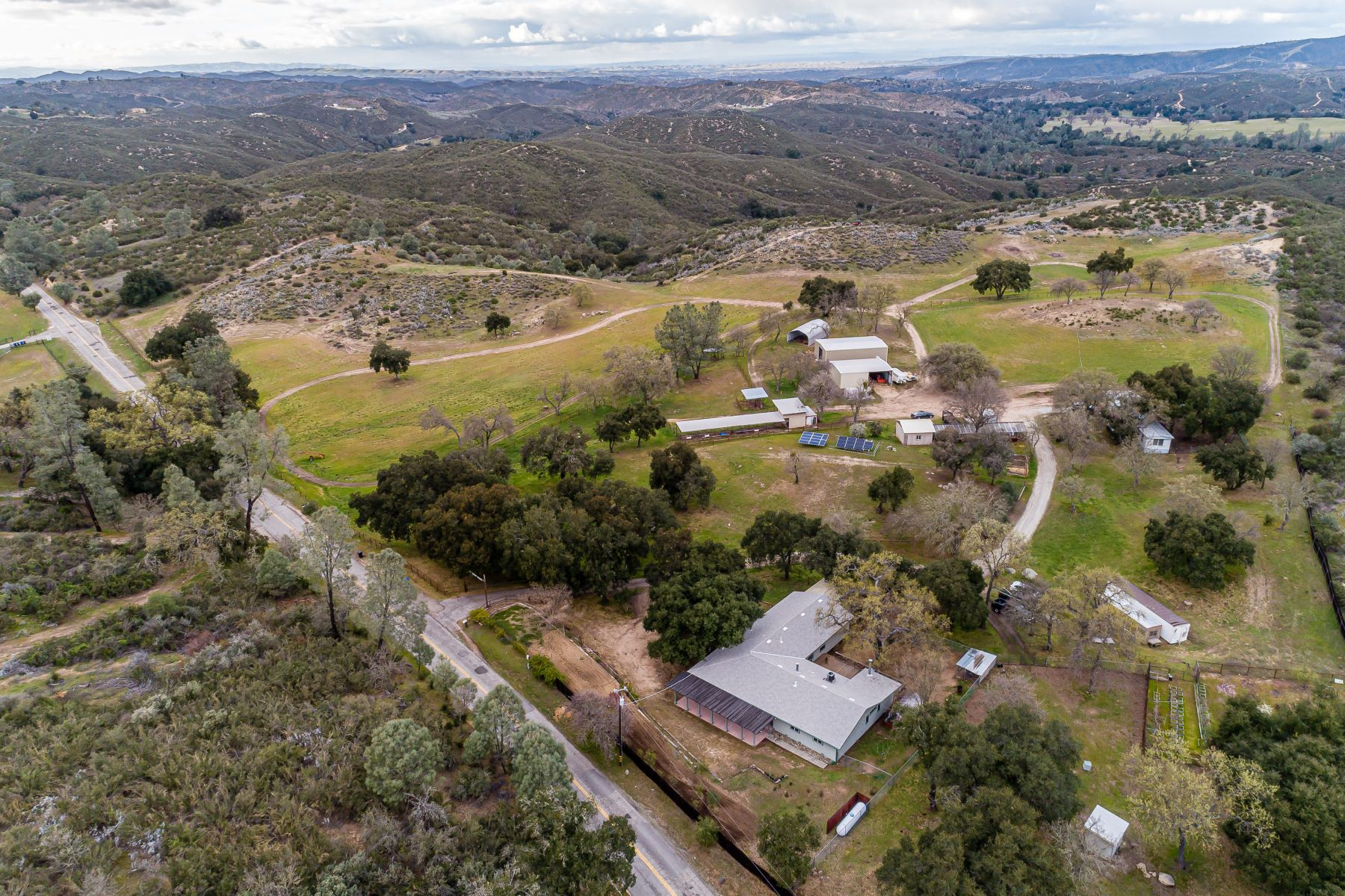 Single Family Homes for Active at Relaxed Country Living Awaits 3928 Parkhill Road Santa Margarita, California 93453 United States