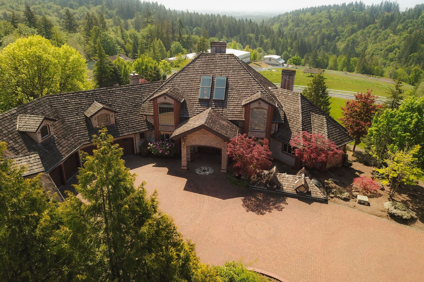 Single Family Homes for Active at 14660 NW Rock Creek Road Portland, Oregon 97231 United States