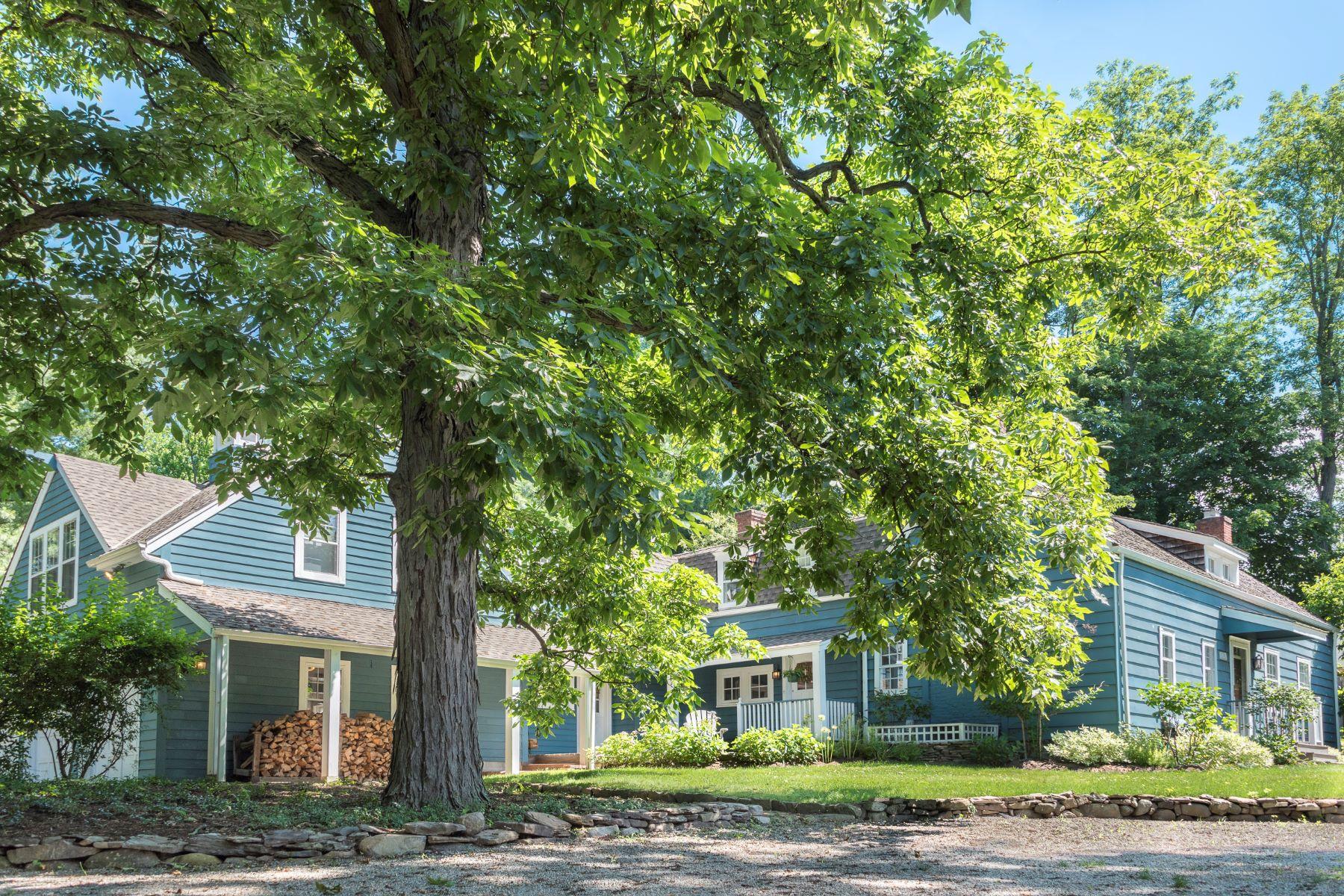 단독 가정 주택 용 매매 에 Jesse Trenchard House 694 Oak Tree Road Palisades, 뉴욕, 10964 미국