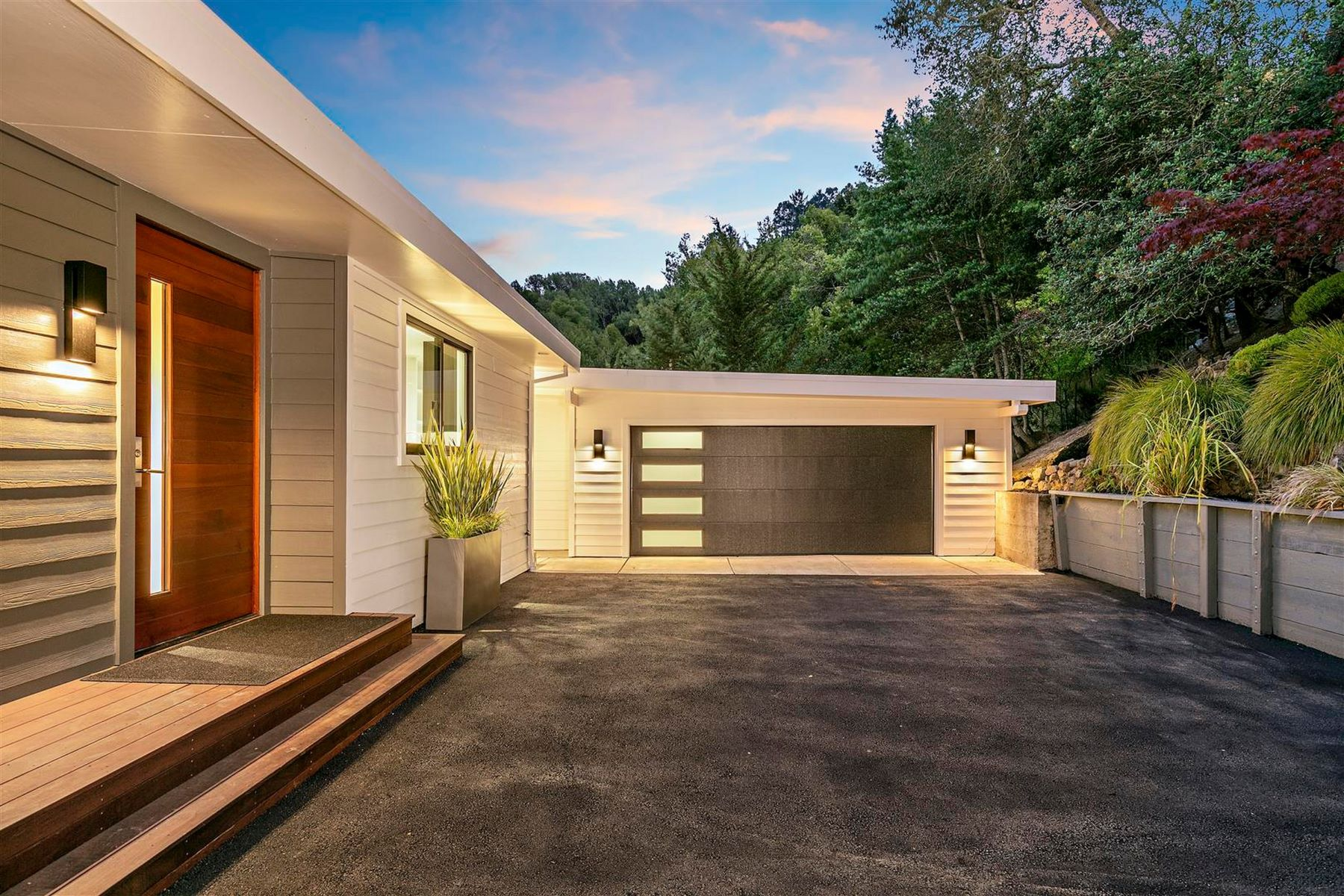 Single Family Homes for Sale at Stunning Mill Valley Modern 471 Live Oak Drive, Mill Valley, California 94941 United States