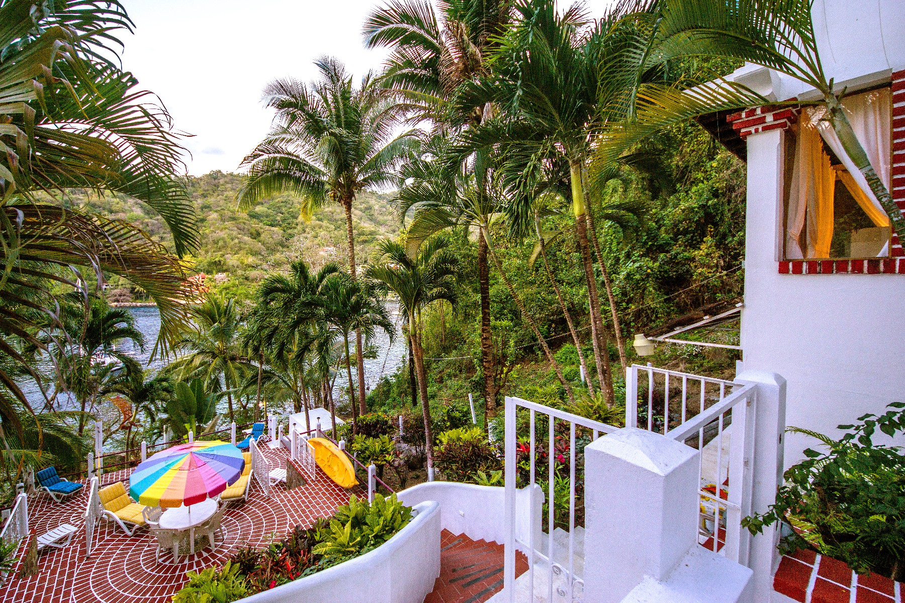 Additional photo for property listing at Casa Rosales  Puerto Vallarta, Jalisco 48292 Mexico