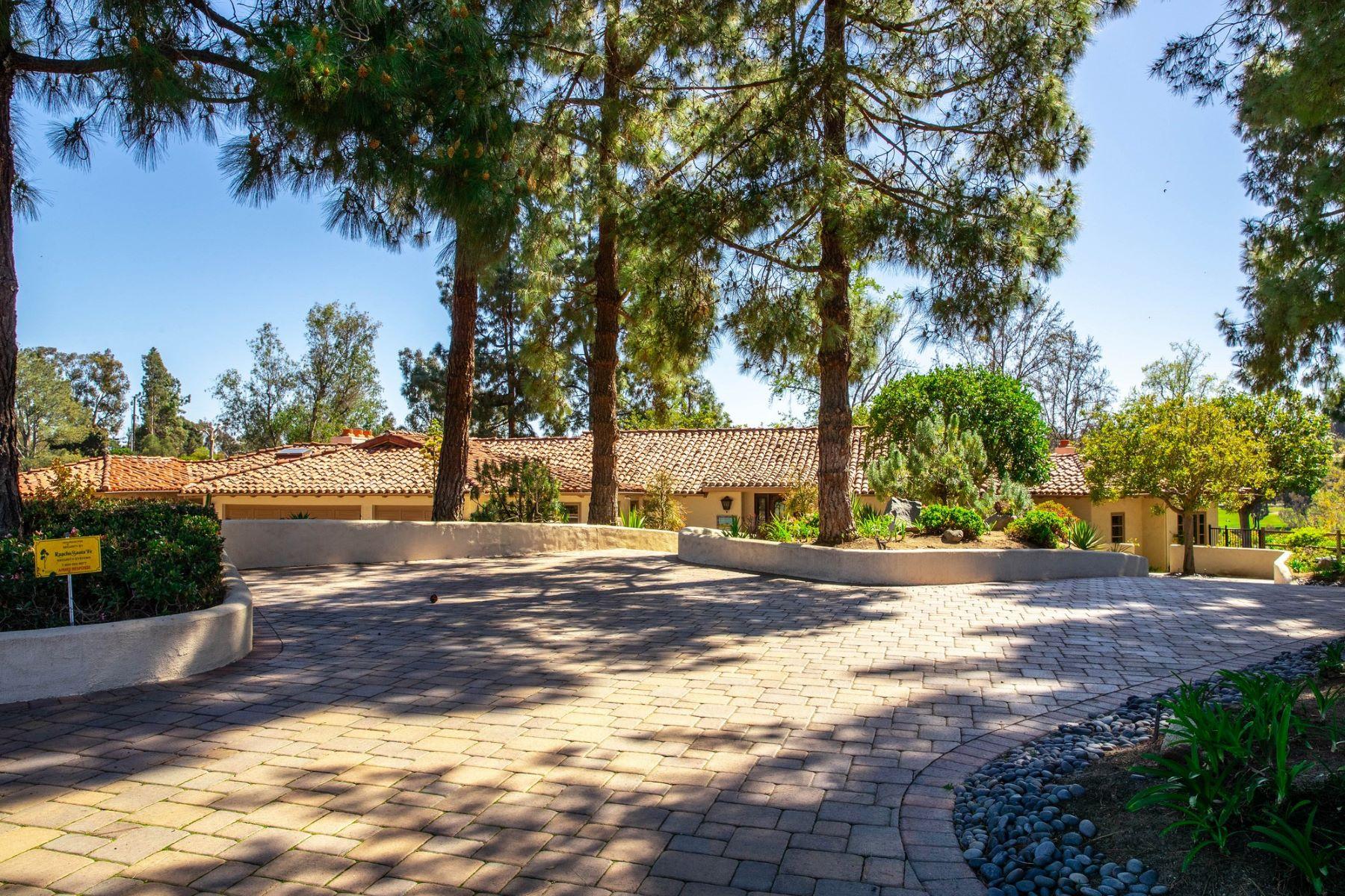 Property for Sale at 5557 San Elijo Rancho Santa Fe, California 92067 United States
