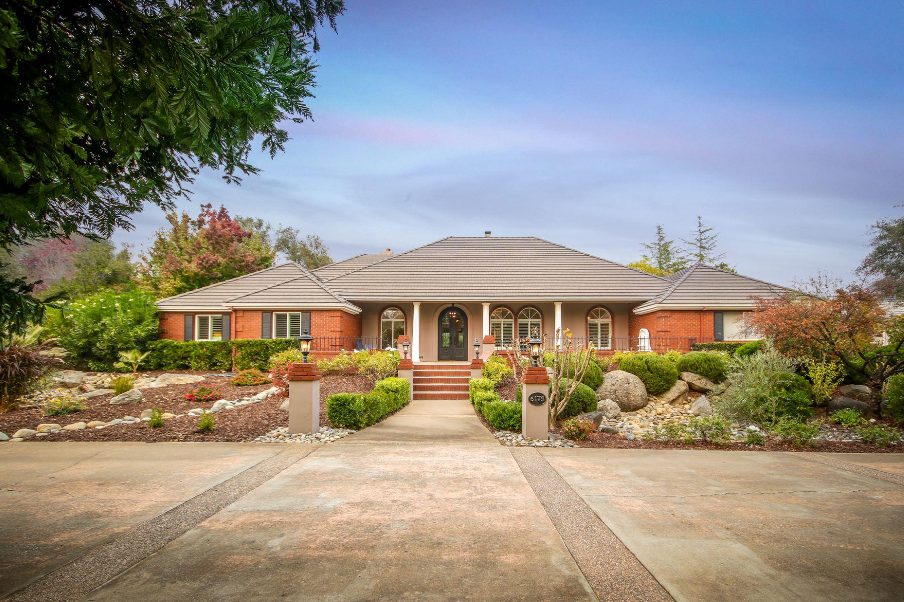 Casa Unifamiliar por un Venta en 6175 Via Madrid, Granite Bay, CA 95746 6175 Via Madrid Granite Bay, California 95746 Estados Unidos