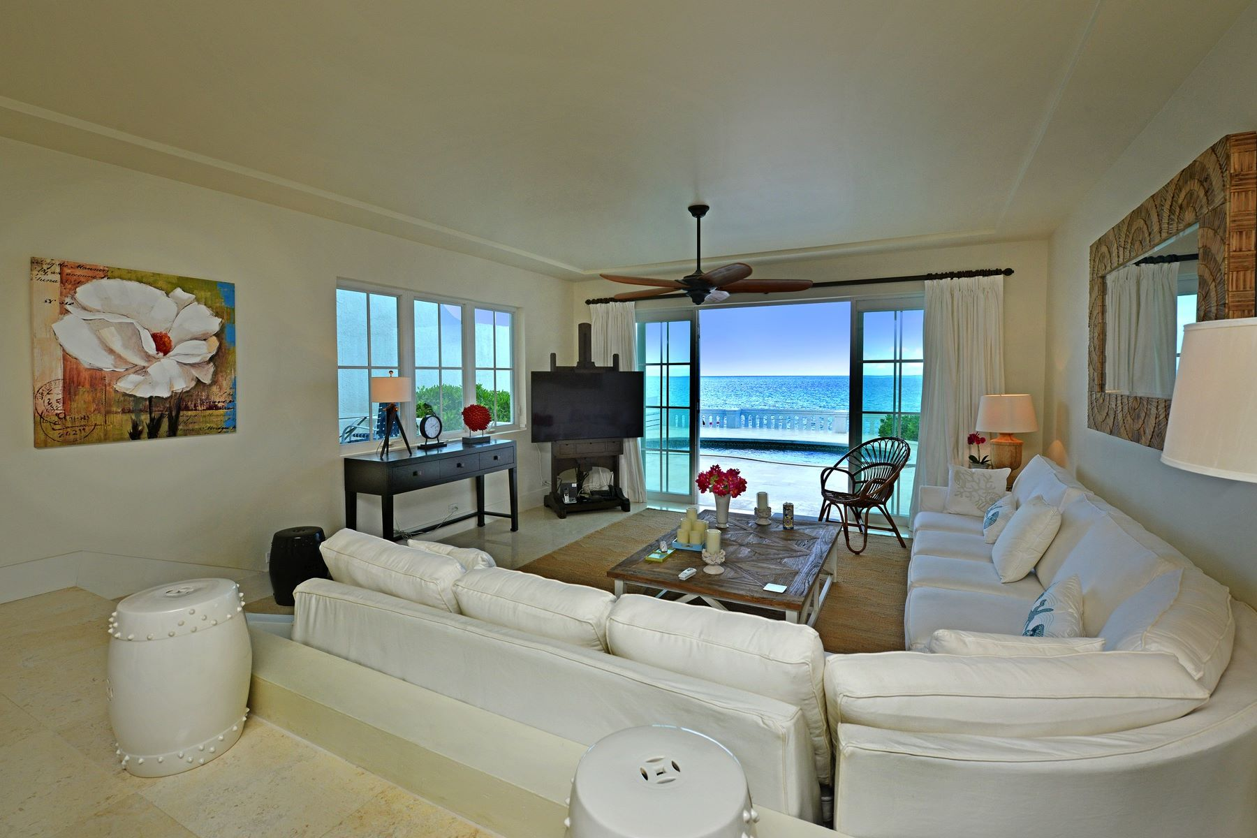 Single Family Home for Sale at Oceanfront Caprice #8 Caprice, Cable Beach, Nassau And Paradise Island Bahamas