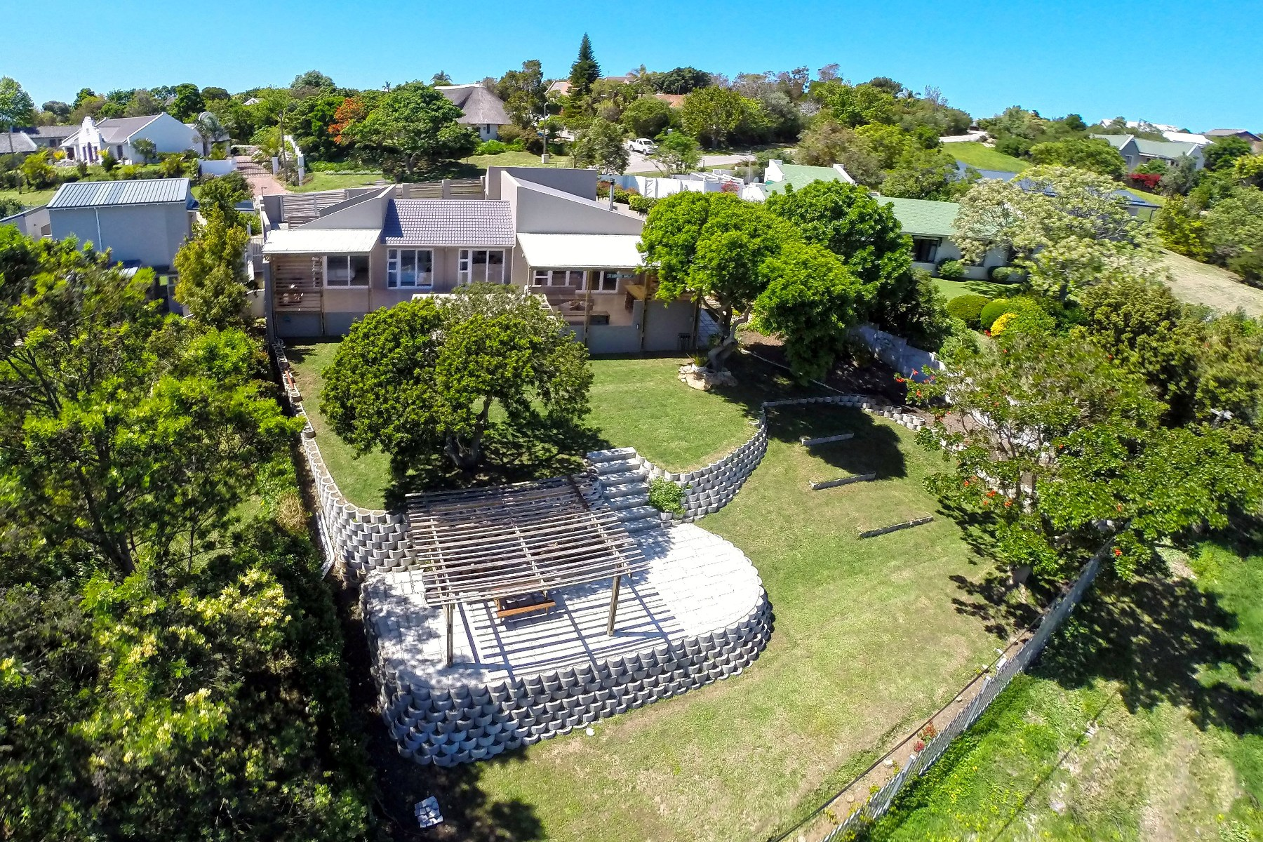 Single Family Home for Sale at Newly Renovated Family Home Plettenberg Bay, Western Cape, 6600 South Africa