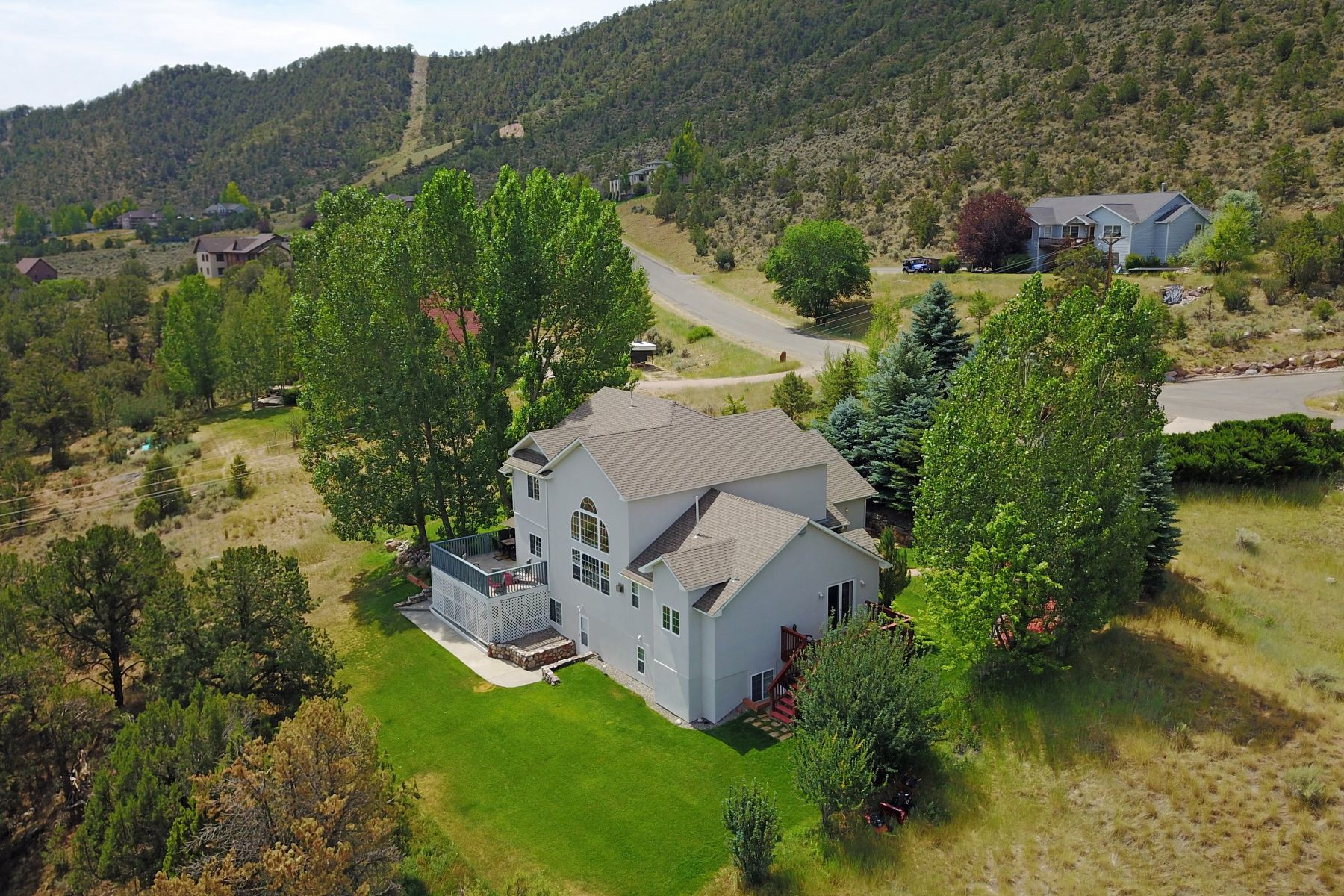 Single Family Home for Sale at On the Mesas of Westbank Ranch 1135 Huebinger Dr Glenwood Springs, Colorado, 81601 United States