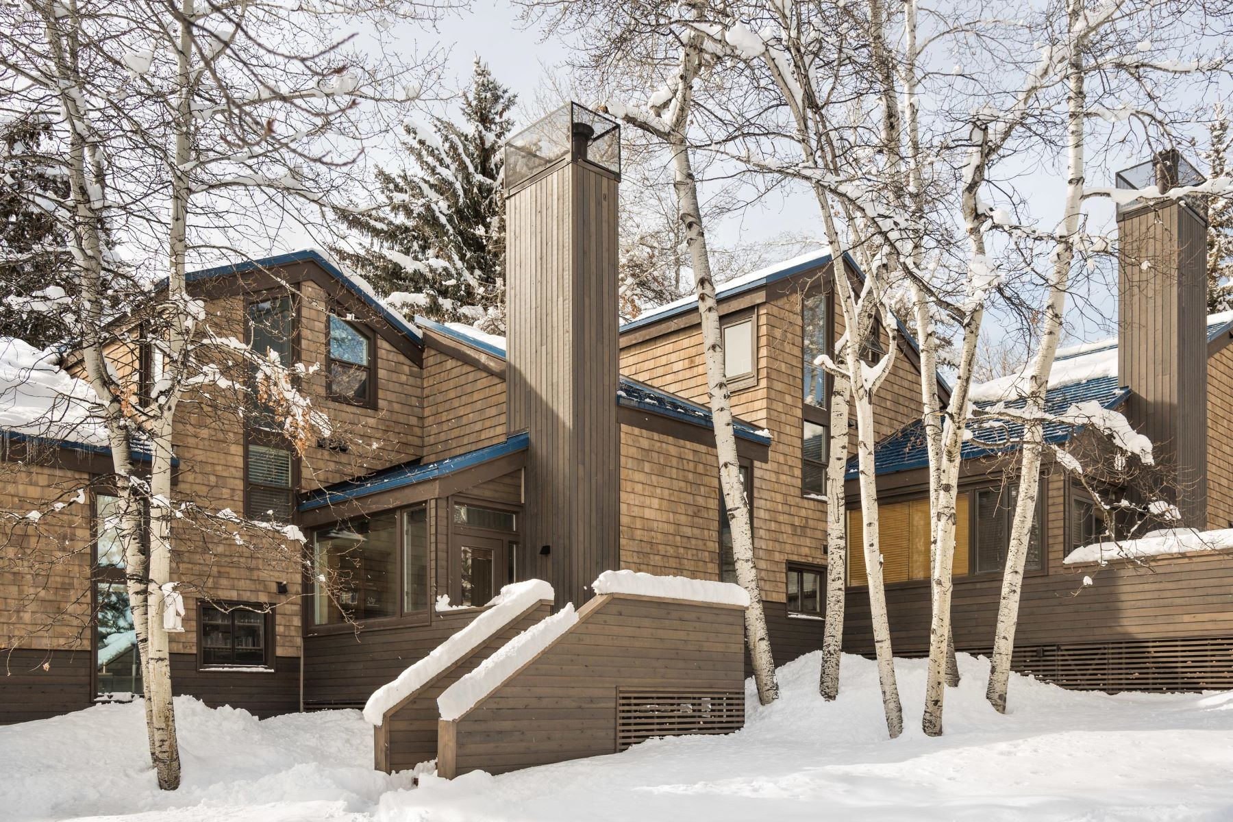 Casa unifamiliar adosada (Townhouse) por un Venta en Snowmass Villas Unit: 16 4000 Brush Creek Road Unit: 16, Snowmass Village, Colorado, 81615 Estados Unidos