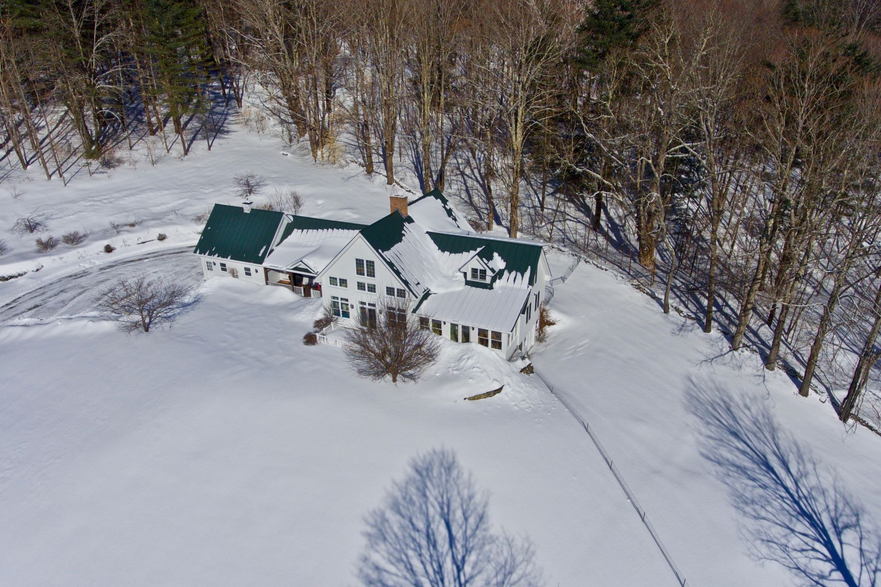 Single Family Home for Sale at 6790 Broad Brook Road, Barnard 6790 Broad Brook Rd Barnard, Vermont 05031 United States