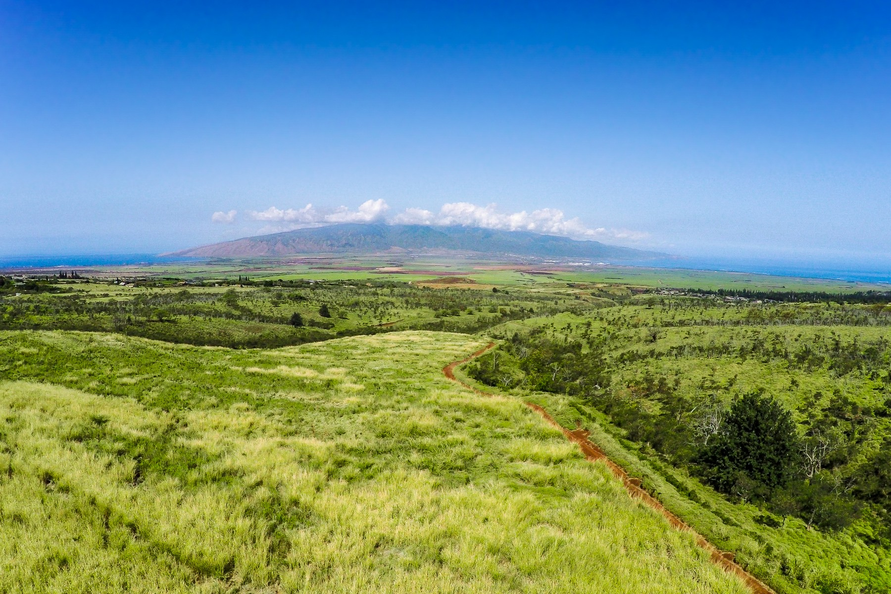 Terrain pour l Vente à Magnificent 464 Acre Maui Ranch Property 0 Kula Highway Kula, Hawaii 96790 États-Unis