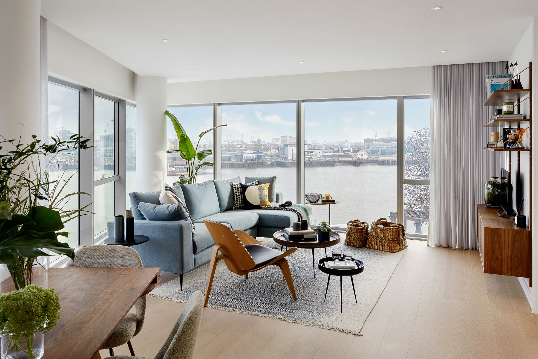 Apartments for Sale at Greenwich Peninsula Building 1 (20.7) Upper Riverside London, England SE10 0SQ United Kingdom