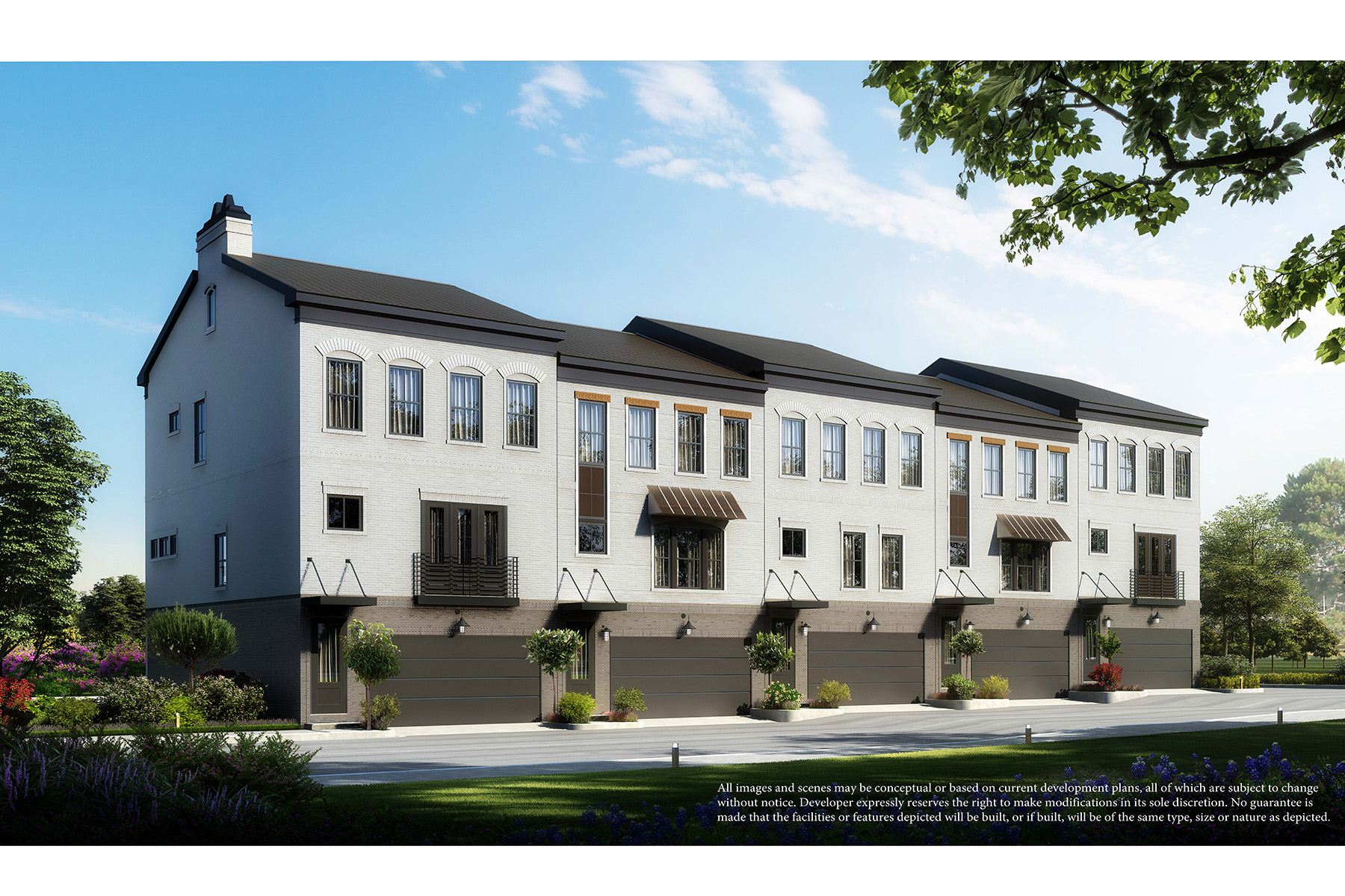Moradia em banda para Venda às A Limited Offering of Seven Sophisticated Edgewood Townhomes 215 Arizona Avenue Unit 1 Atlanta, Geórgia 30307 Estados Unidos