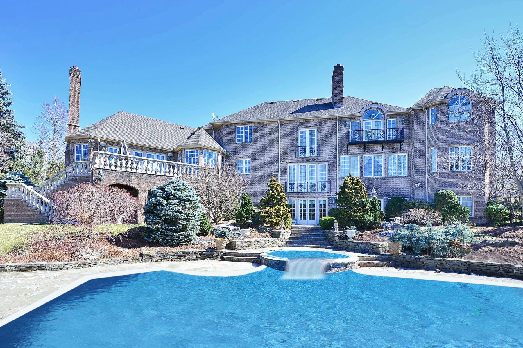 Casa Unifamiliar por un Venta en Luxury Estate 97 Hoover Dr, Cresskill, Nueva Jersey 07626 Estados Unidos