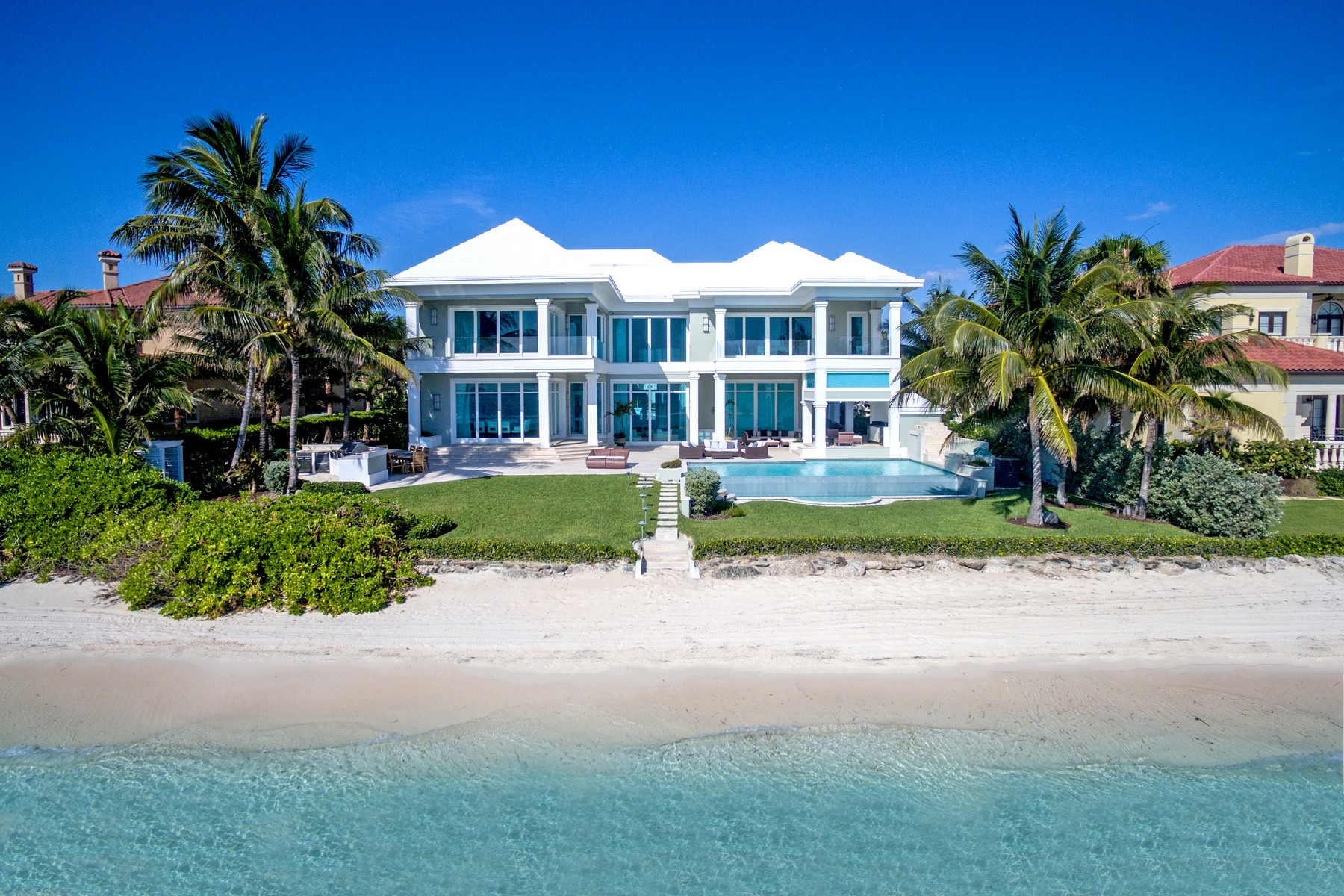 Single Family Home for Sale at 38 Ocean Club Estates Ocean Club Estates, Paradise Island, Nassau And Paradise Island Bahamas