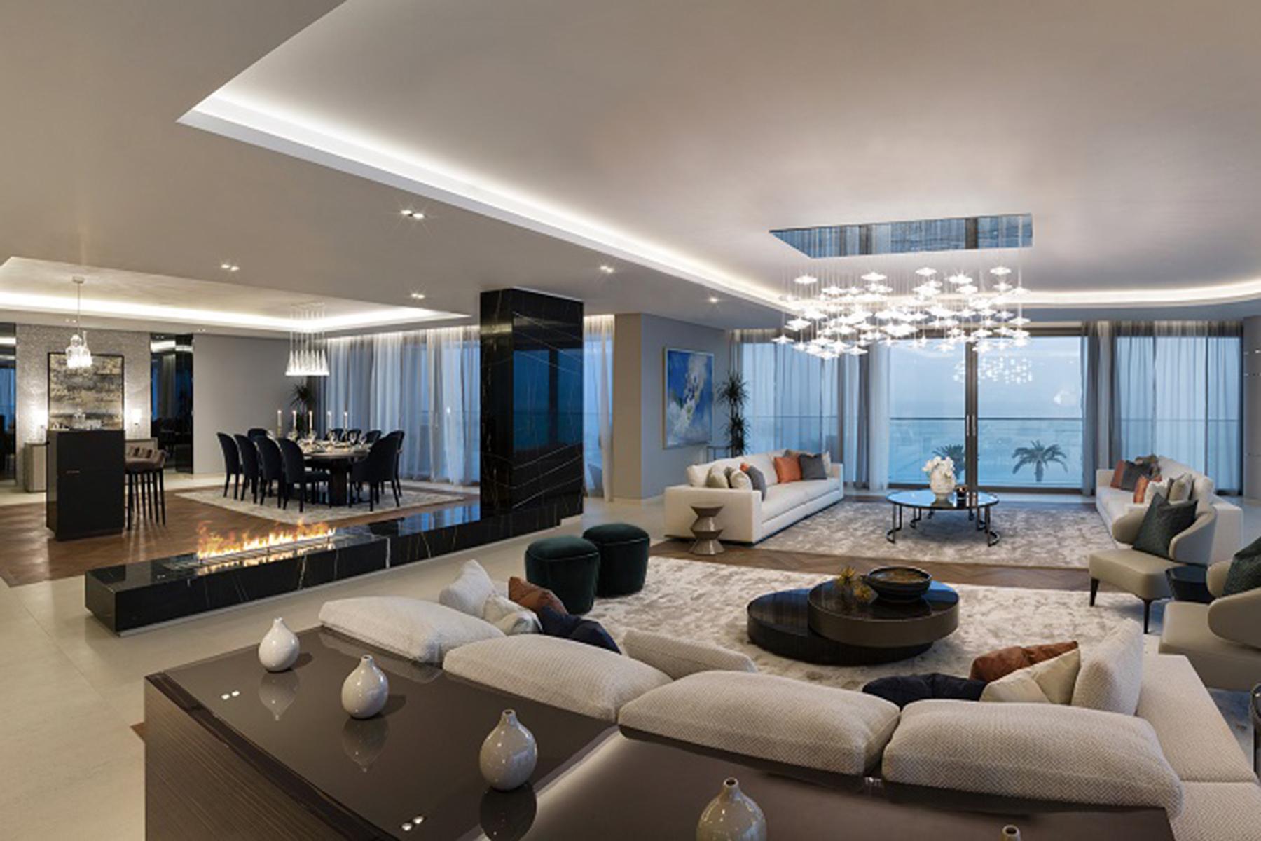 Property for Sale at Alef Residence Top Floor Penthouse, The Palm Palm Jumeirah Alef Residences Dubai, Dubai 00000 United Arab Emirates