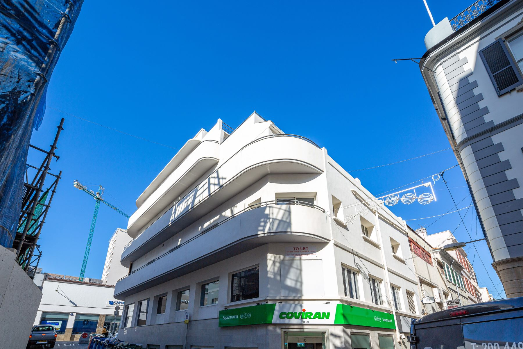 Other Residential Homes for Sale at Commercial Premises Irish Town Line Wall Road, Gibraltar, Other Areas In Gibraltar GX11 1AA Gibraltar