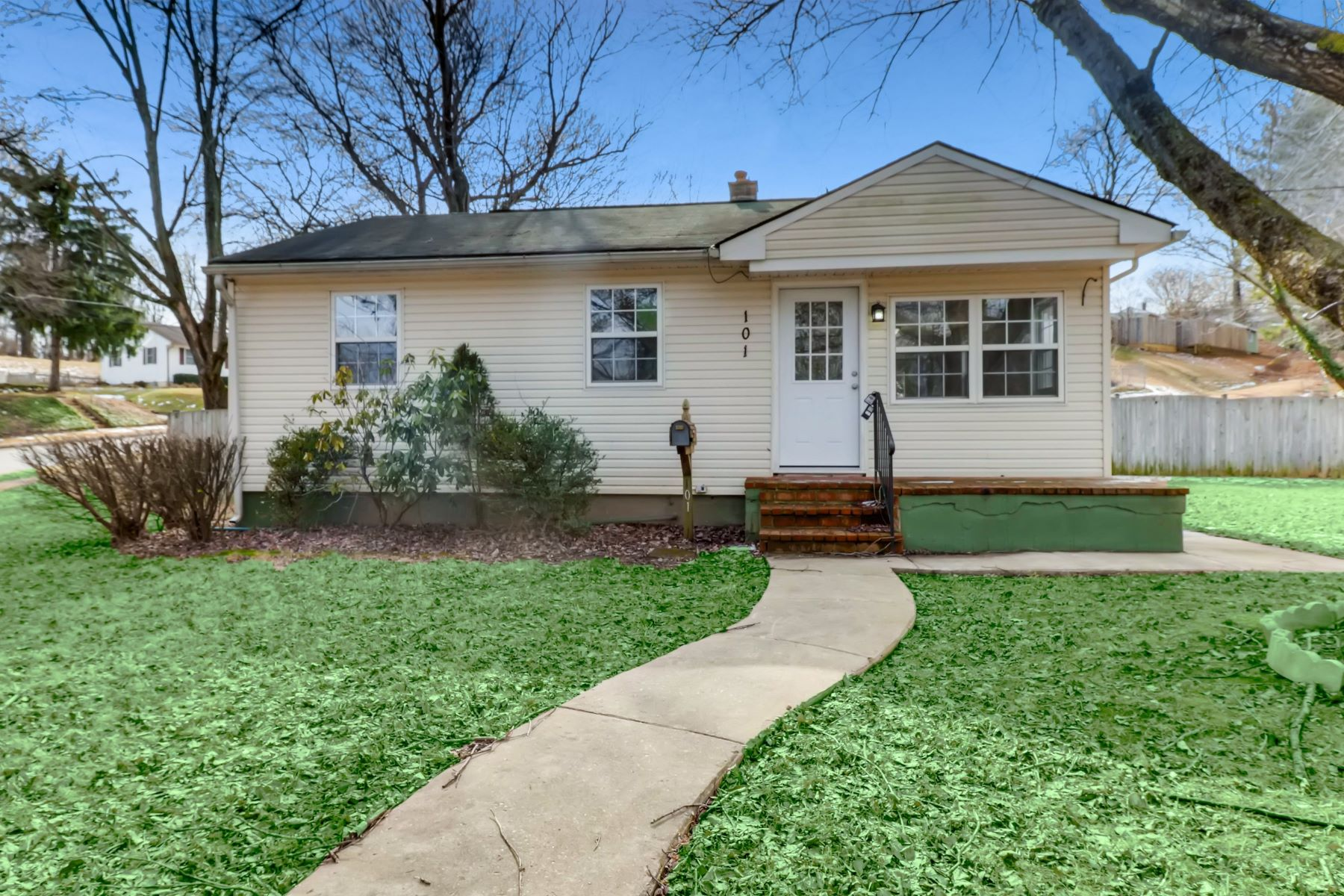 Single Family Homes 为 销售 在 tollgate 101 South Ritters Lane Owings Mills, 马里兰州 21117 美国