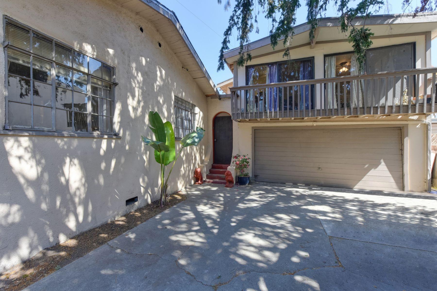 Duplex Homes for Active at Rare 1928 Duplex 941 Buena Vista Avenue Alameda, California 94501 United States