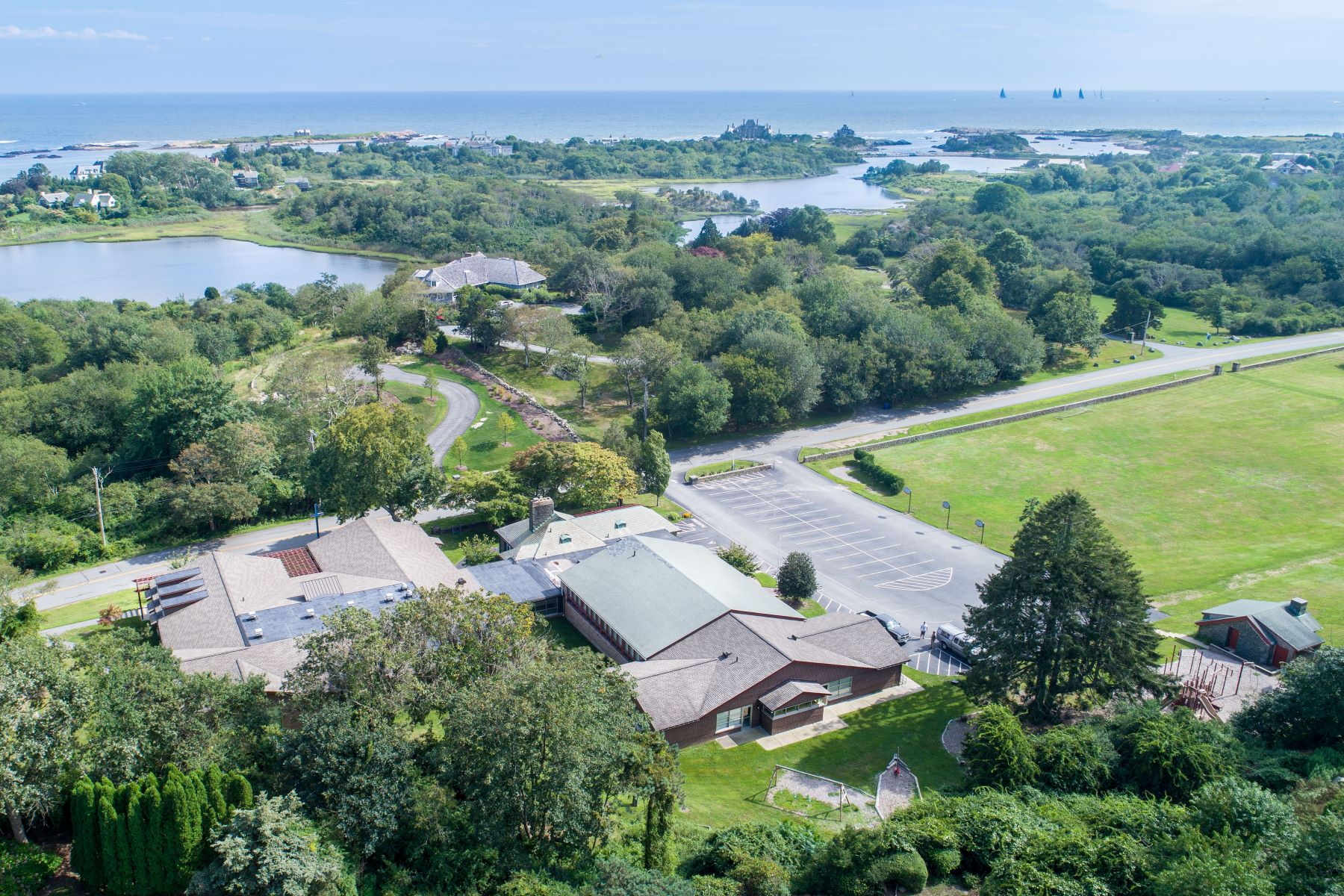 Land for Sale at Cluny School 75 Brenton Road Newport, Rhode Island 02840 United States