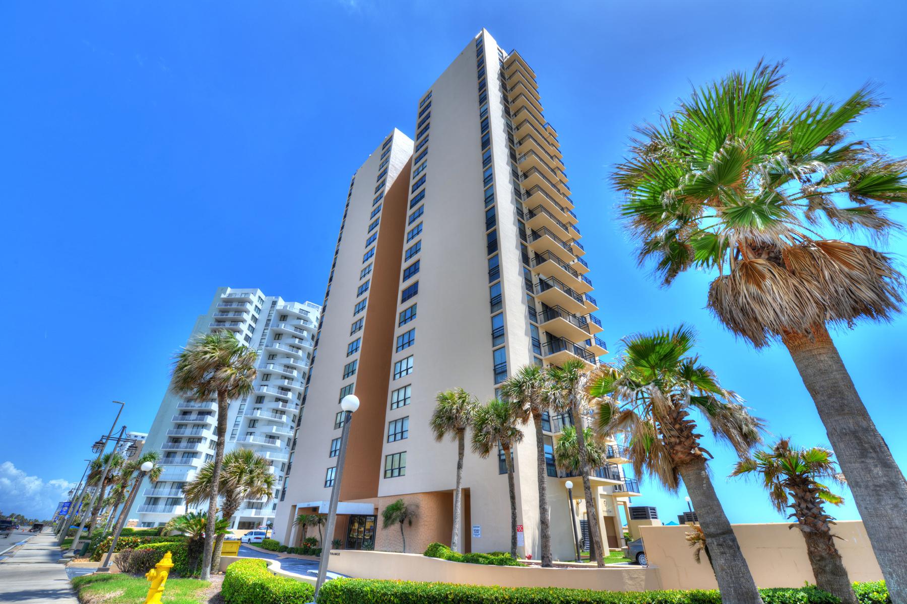 Kat Mülkiyeti için Satış at 3051 S Atlantic Ave , 2205, Daytona Beach Shores, 3051 S Atlantic Ave 2205 Daytona Beach Shores, Florida 32118 Amerika Birleşik Devletleri
