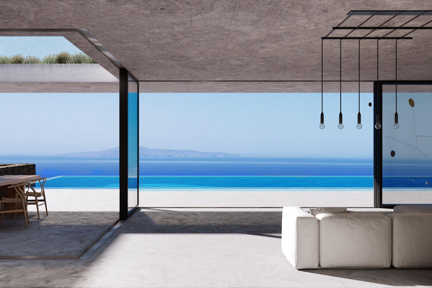 Многосемейный дом для того Продажа на Dorian Simplicity Andros, Южная Часть Эгейского Моря, Греция