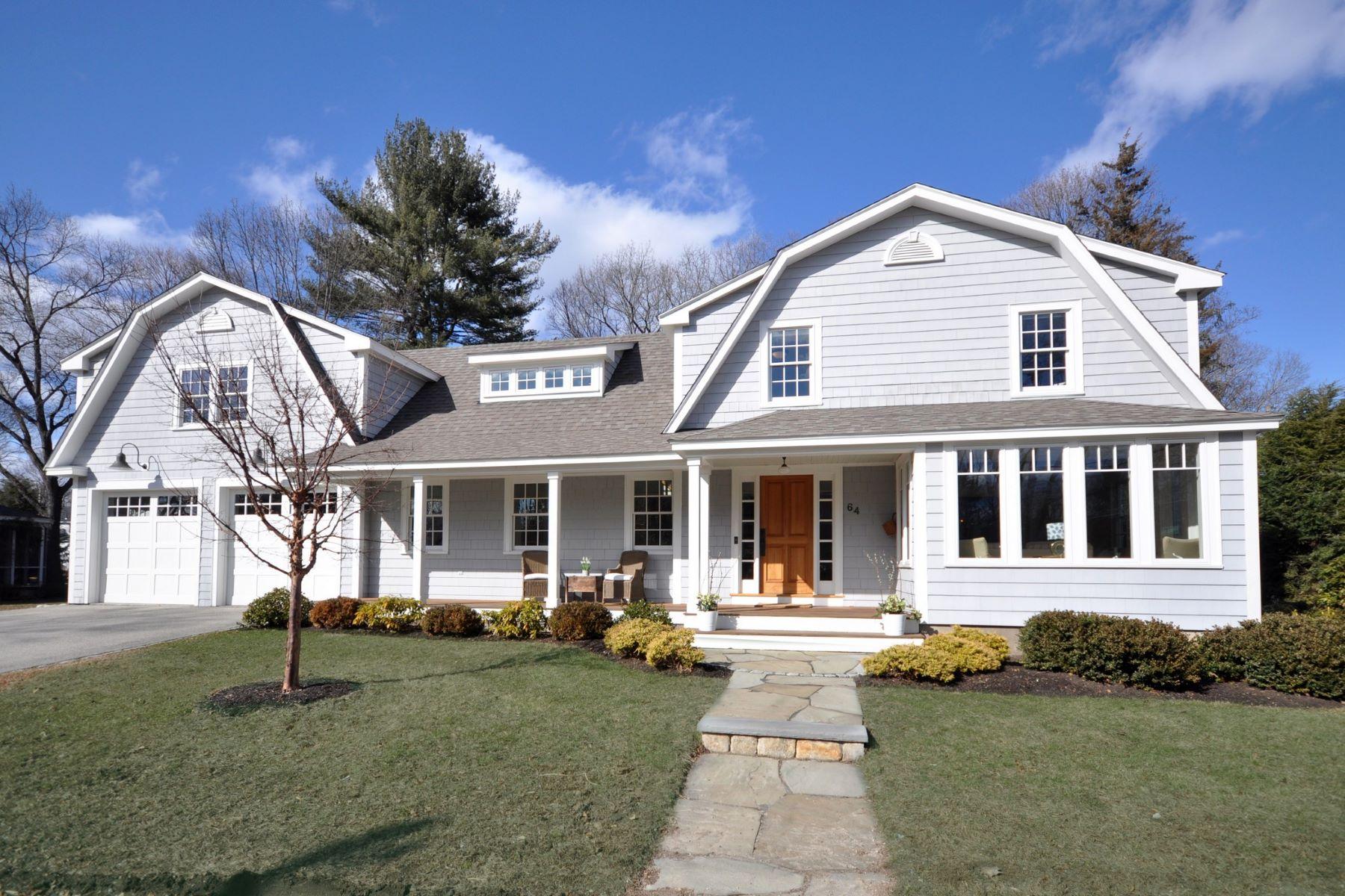 Single Family Homes 为 销售 在 64 Prairie Street 康科德, 马萨诸塞州 01742 美国