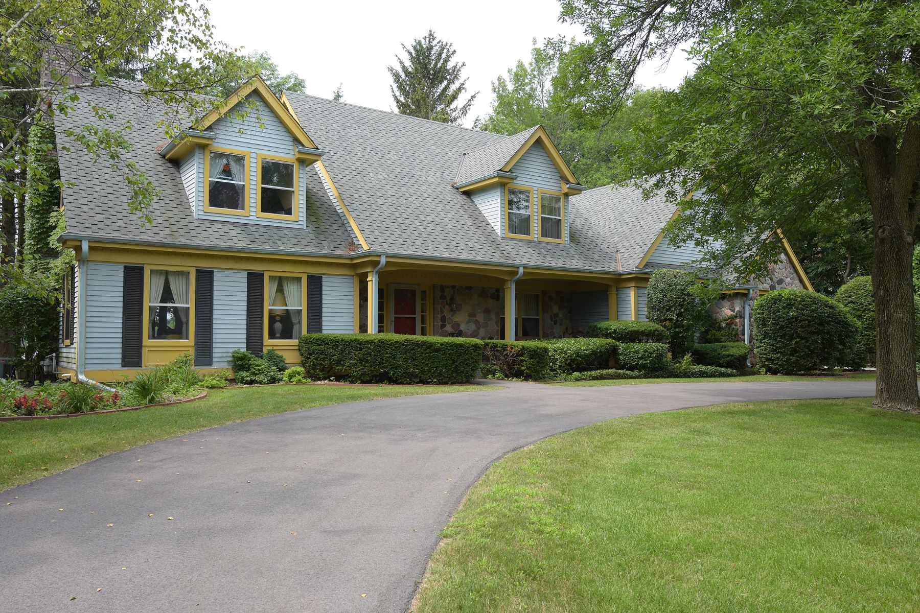 Single Family Home for Sale at Rare opportunity on desirable Lac du Cours 3827 W. Le Grande Blvd Mequon, Wisconsin 53092 United States
