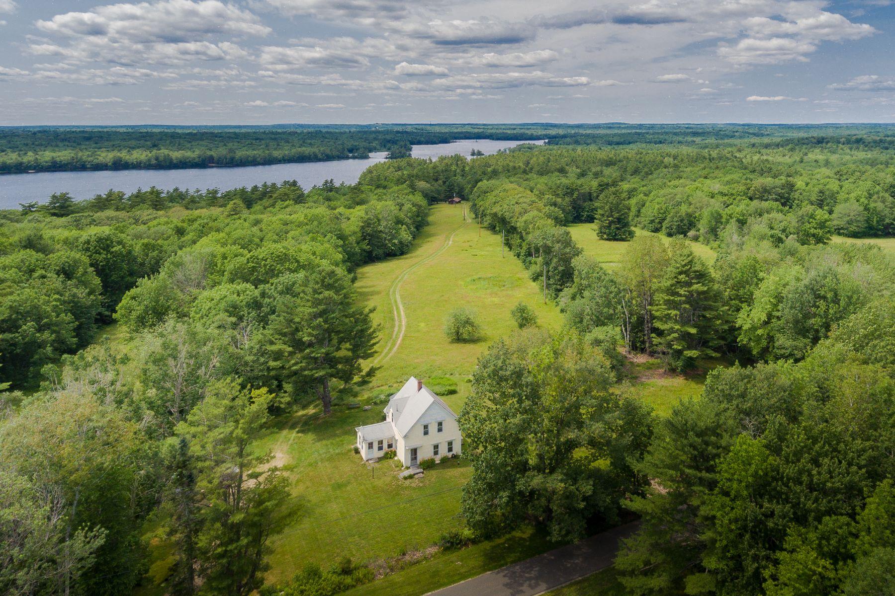 Single Family Homes للـ Sale في Bremen, Maine 04551 United States