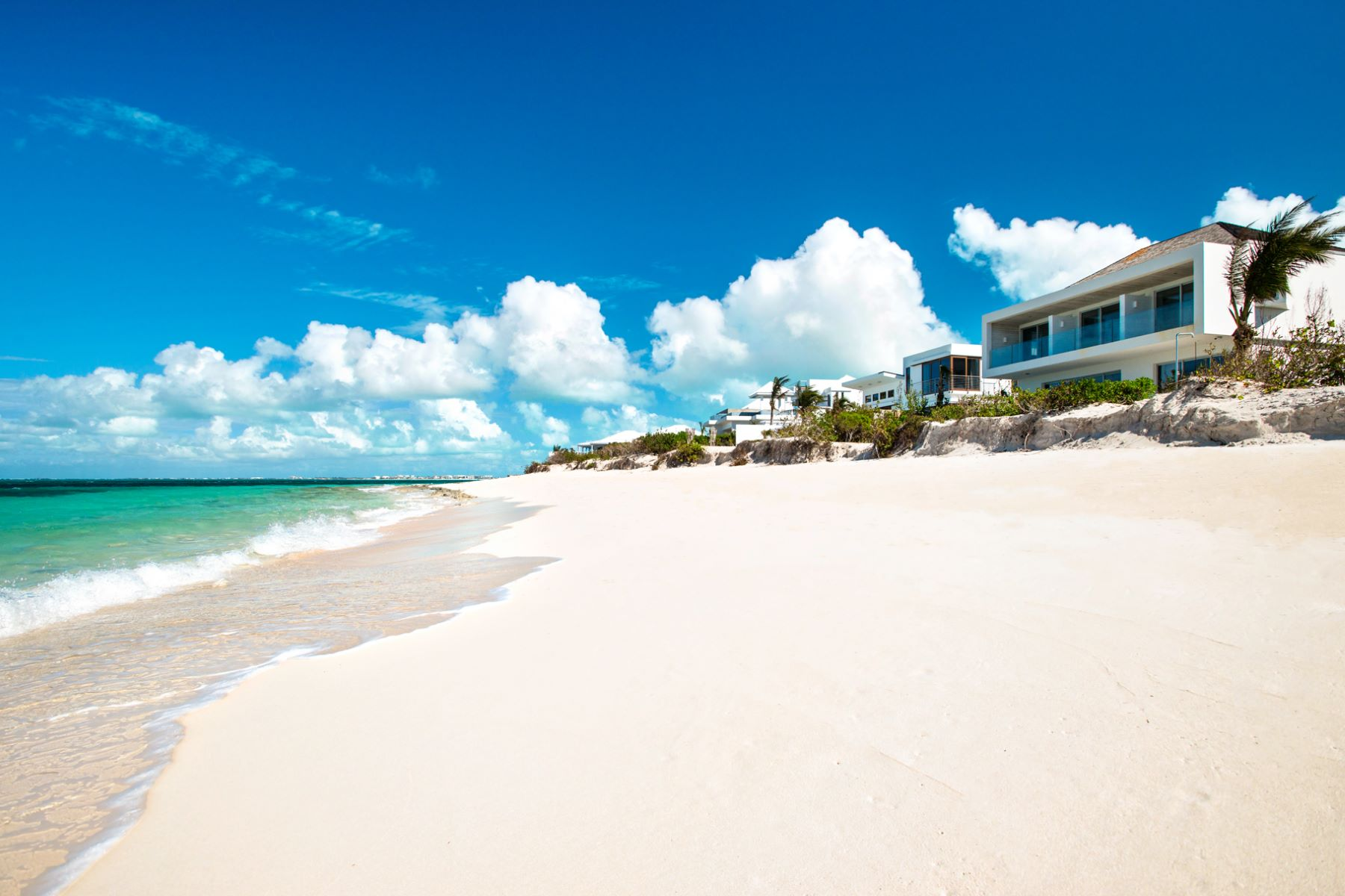 Single Family Home for Sale at The Dunes Villa 1 ~ Managed by Grace Bay Resorts North Shore Beachfront Turtle Cove, Providenciales TC Turks And Caicos Islands