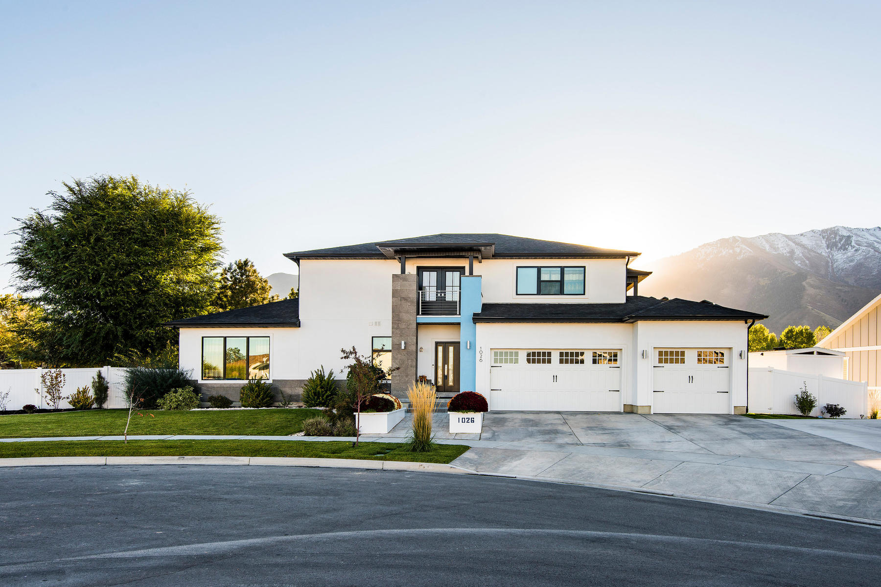 Single Family Homes for Sale at Beautiful New Home in Mapleton 1026 North 120 West Mapleton, Utah 84664 United States