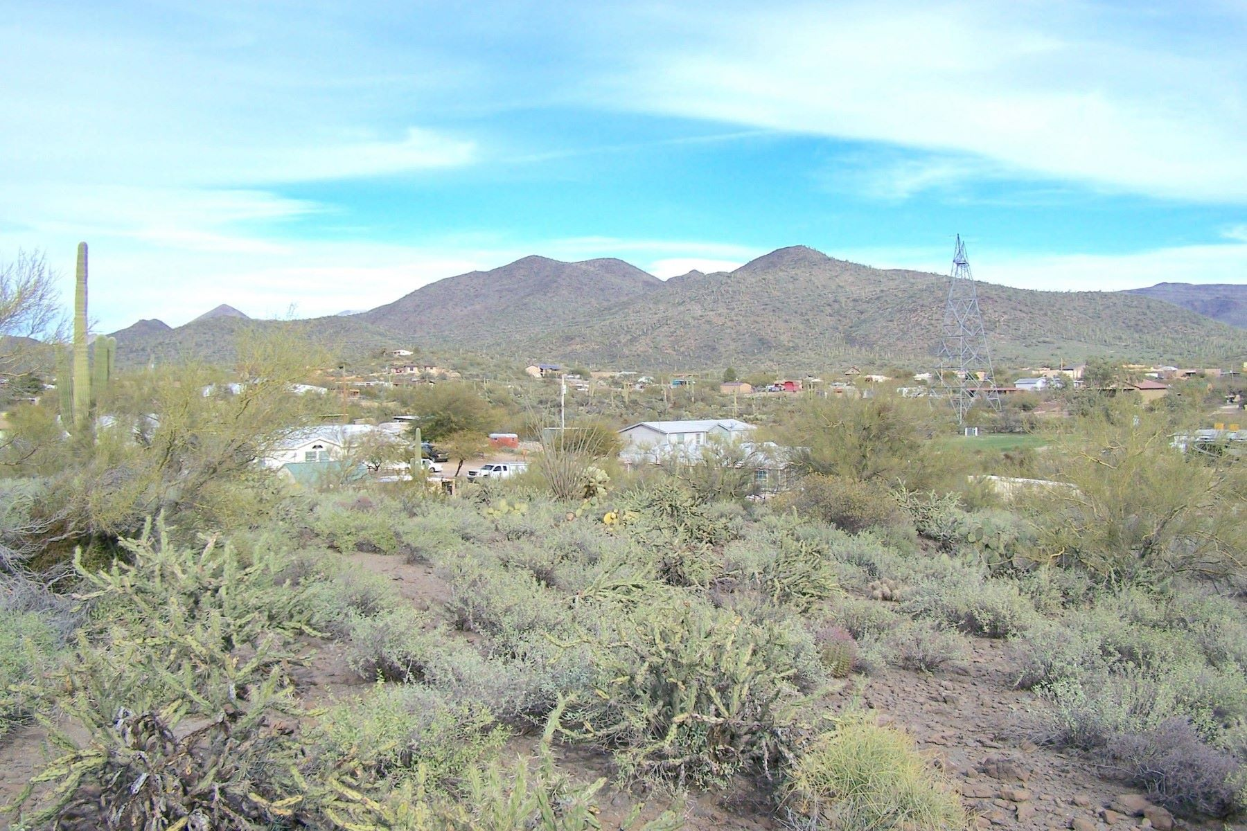 Land for Active at New River 49814 N 25th Ave New River, Arizona 85087 United States