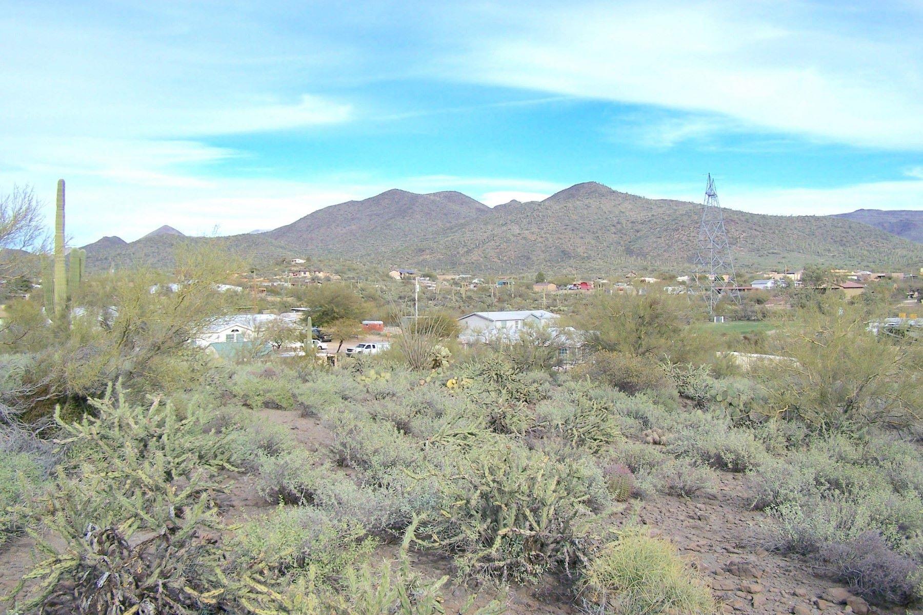 土地,用地 为 销售 在 New River 49814 N 25th Ave 新河, 亚利桑那州 85087 美国