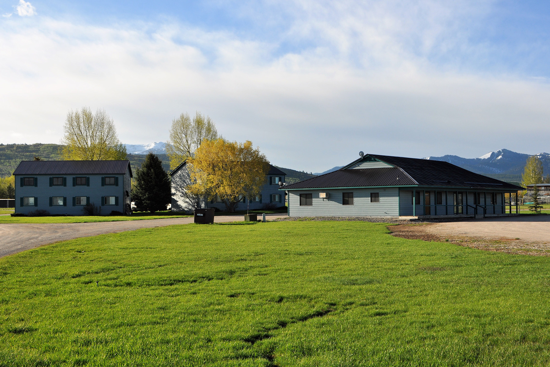 Land for Sale at Mixed Use Multi Family Development Victor 7389 South Hwy 33 Victor, Idaho 83455 United States
