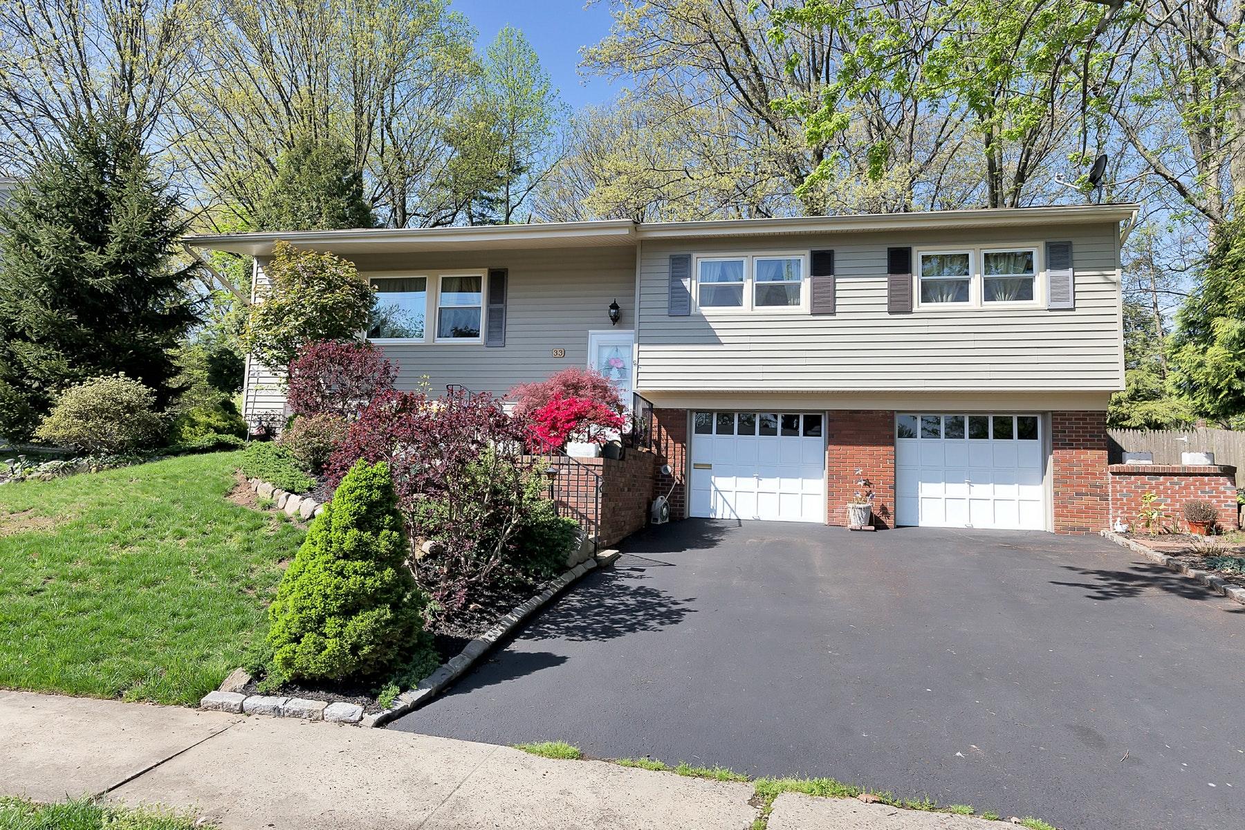 一戸建て のために 売買 アット Bright and Spacious 33 Merker Dr Bridgewater, ニュージャージー 08837 アメリカ合衆国